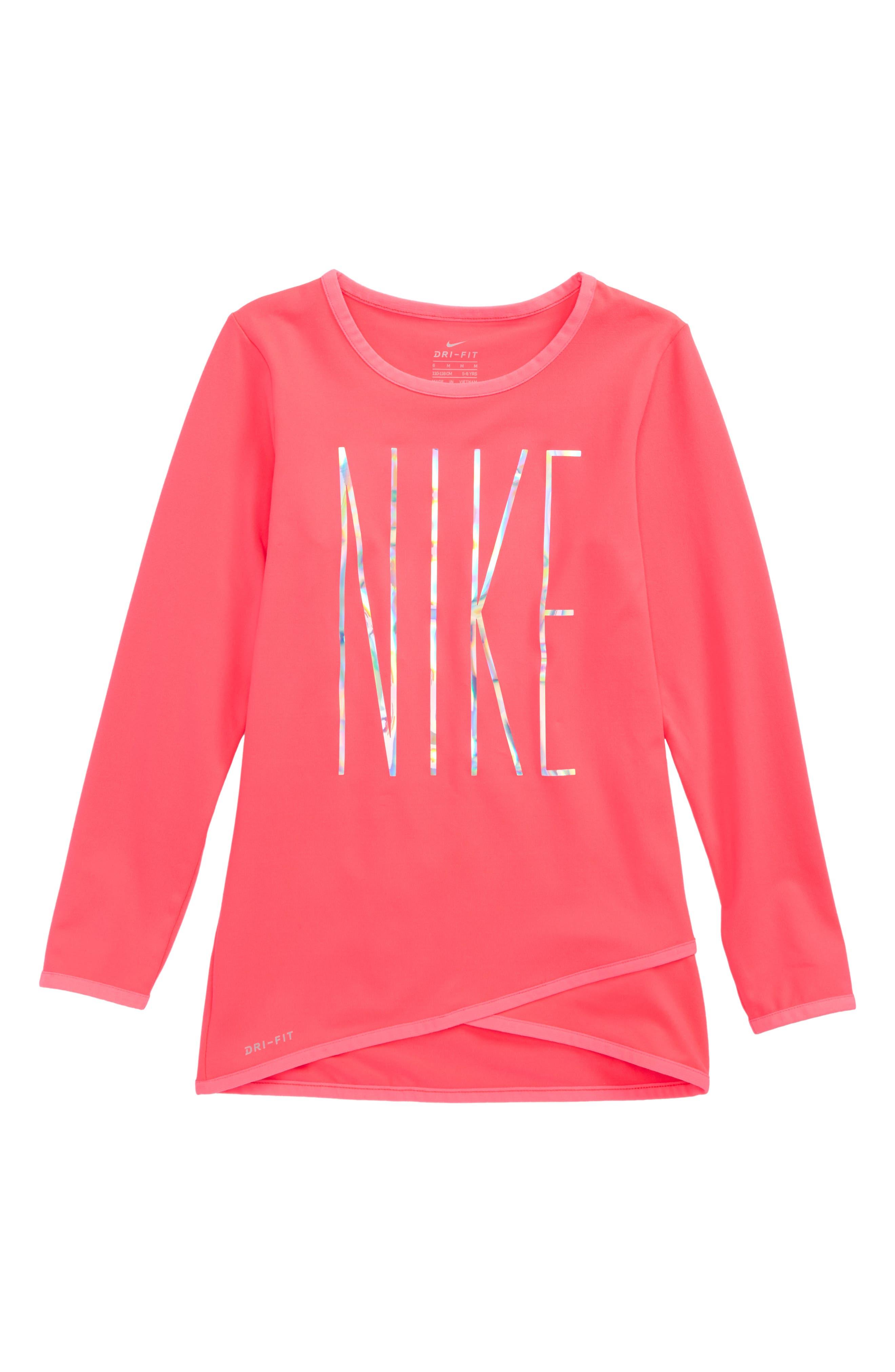 Nike Sport Essentials Dri-FIT Tunic (Toddler Girls & Little Girls)