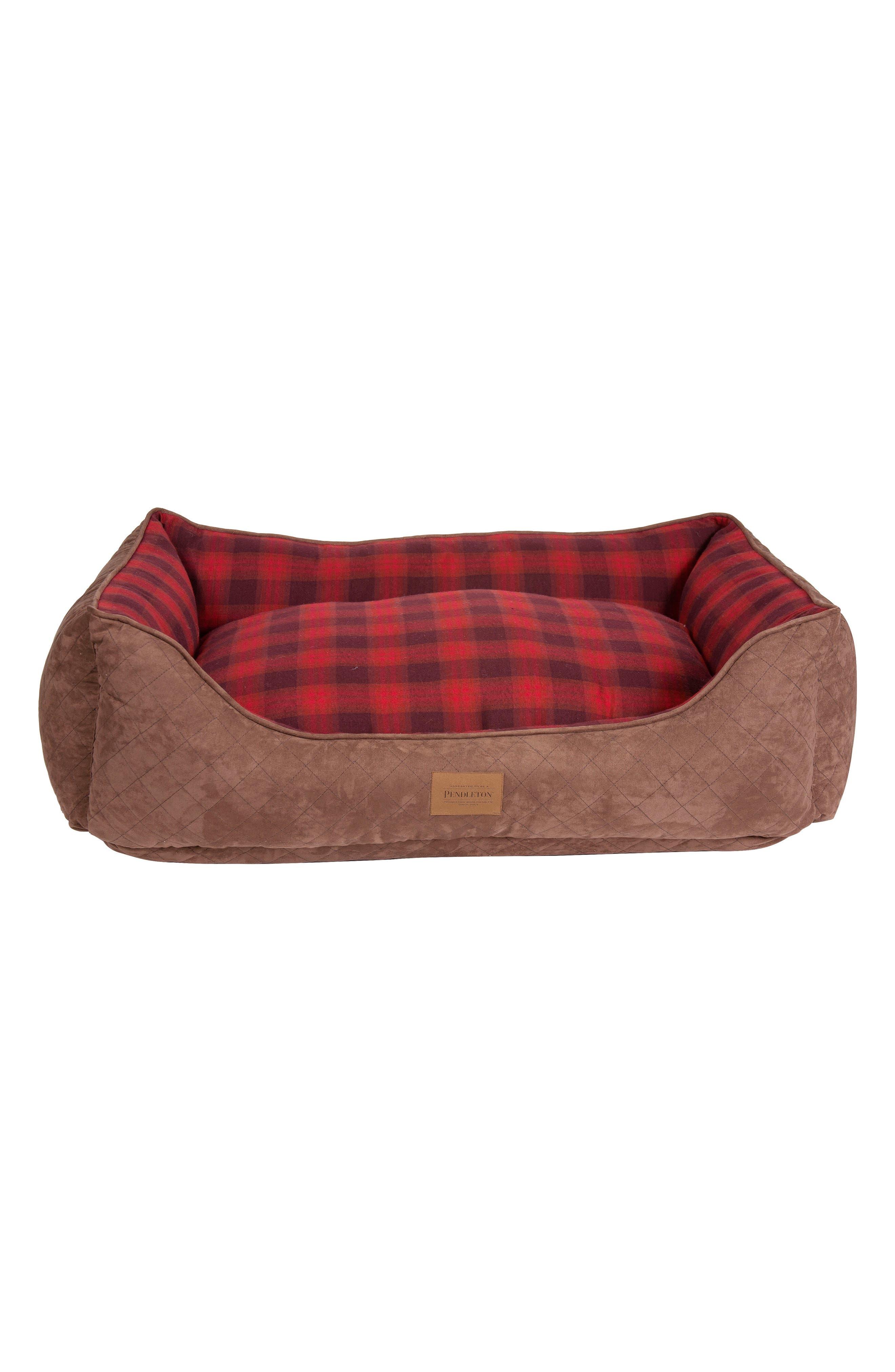 Carolina Pet Company x Pendleton Classics Kuddler Pet Bed