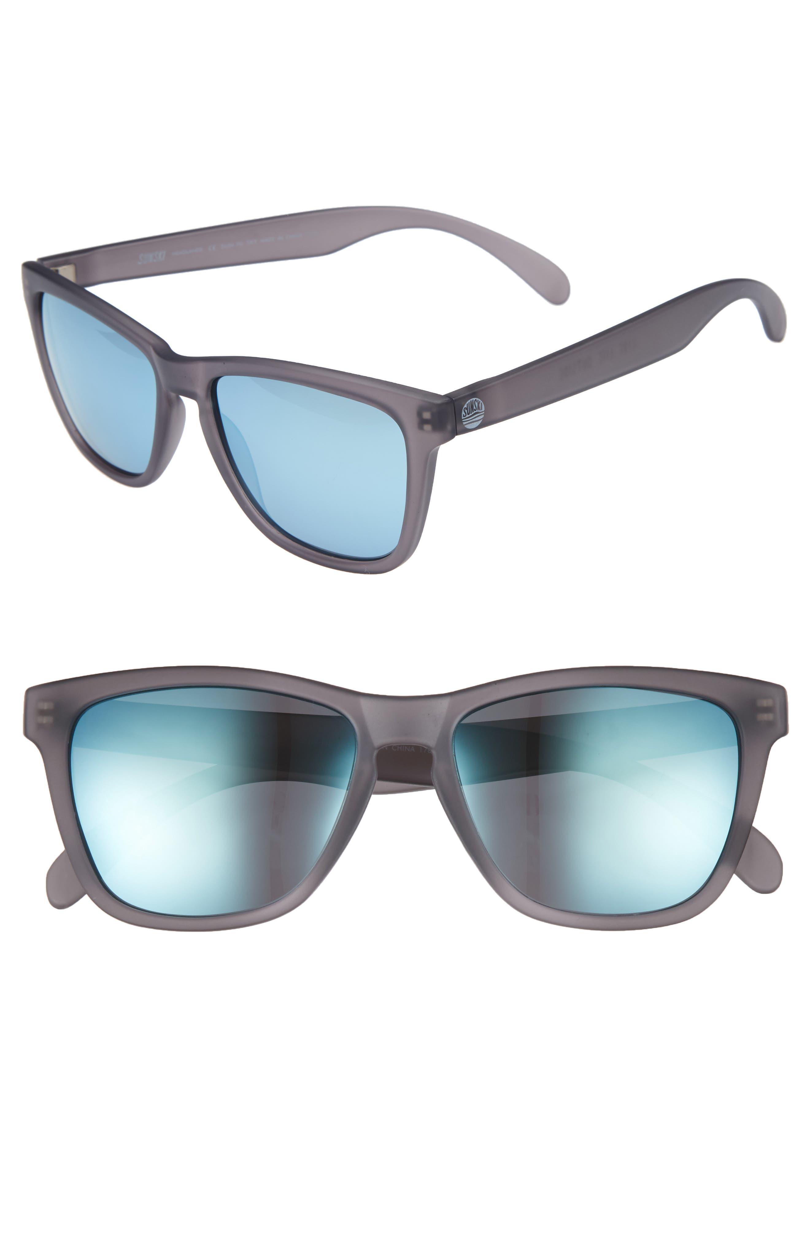 Main Image - Sunski Headlands 53mm Polarized Sunglasses