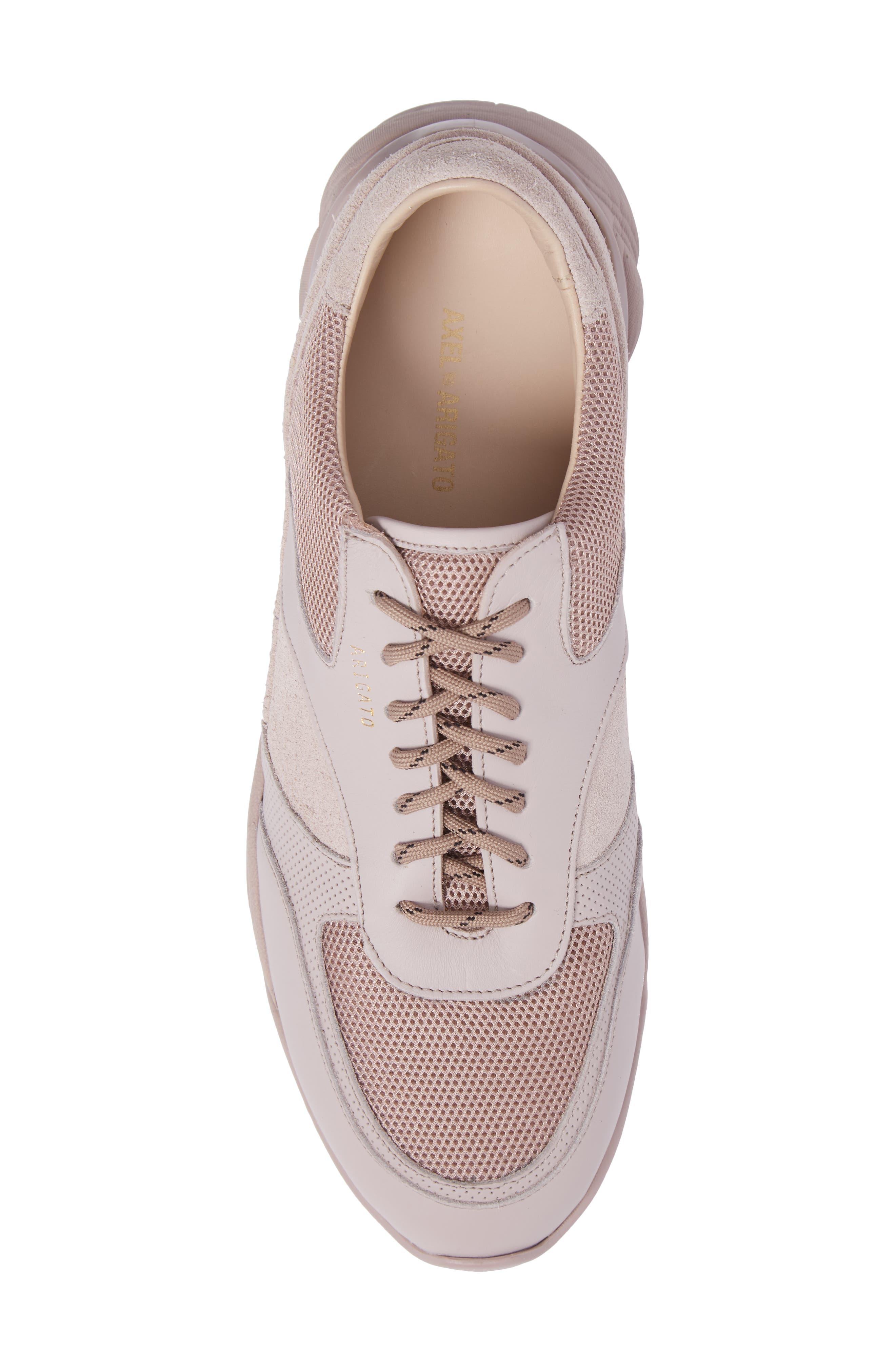 Tech Sneaker,                             Alternate thumbnail 5, color,                             Pale Lilac
