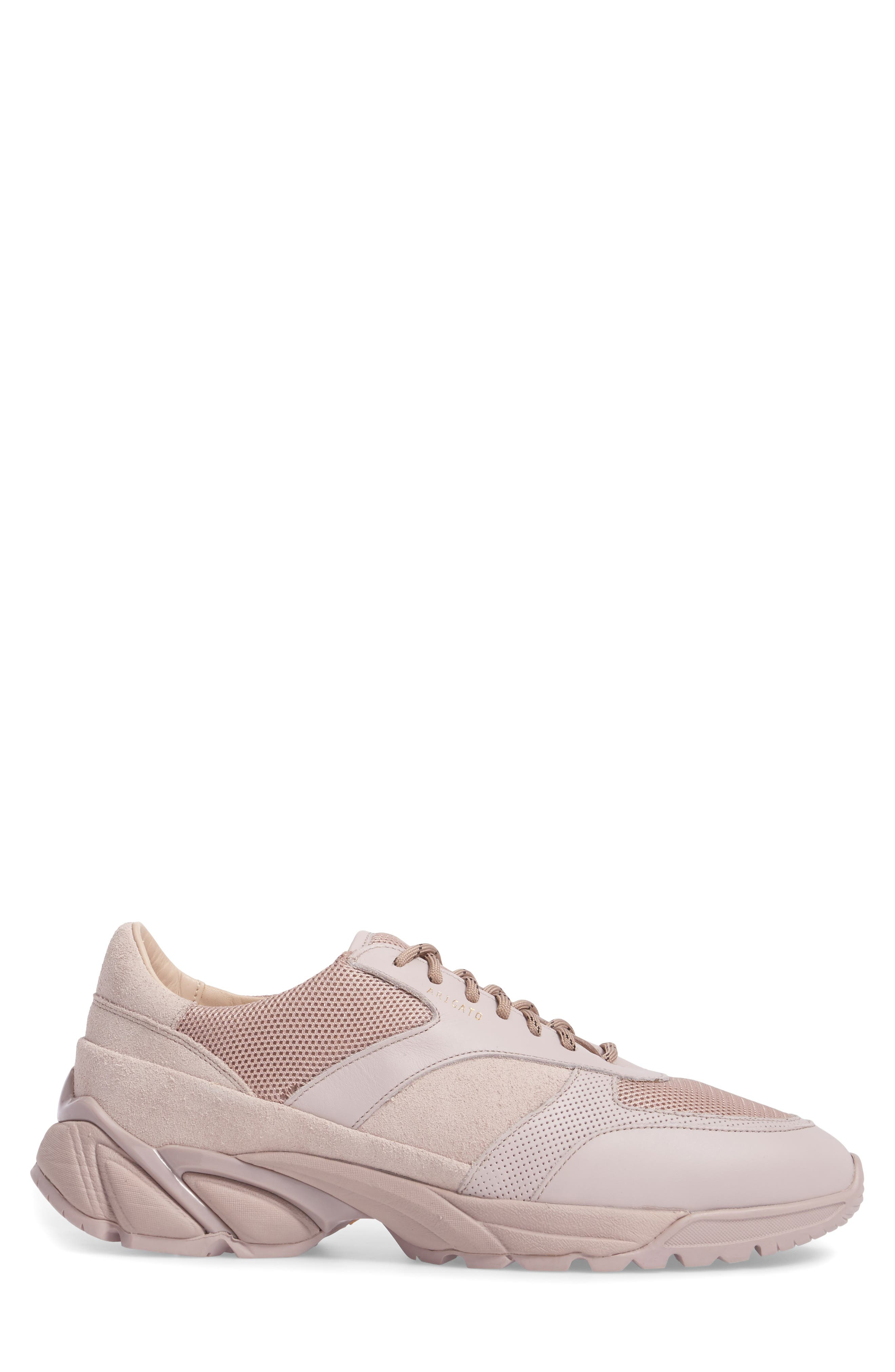 Tech Sneaker,                             Alternate thumbnail 3, color,                             Pale Lilac