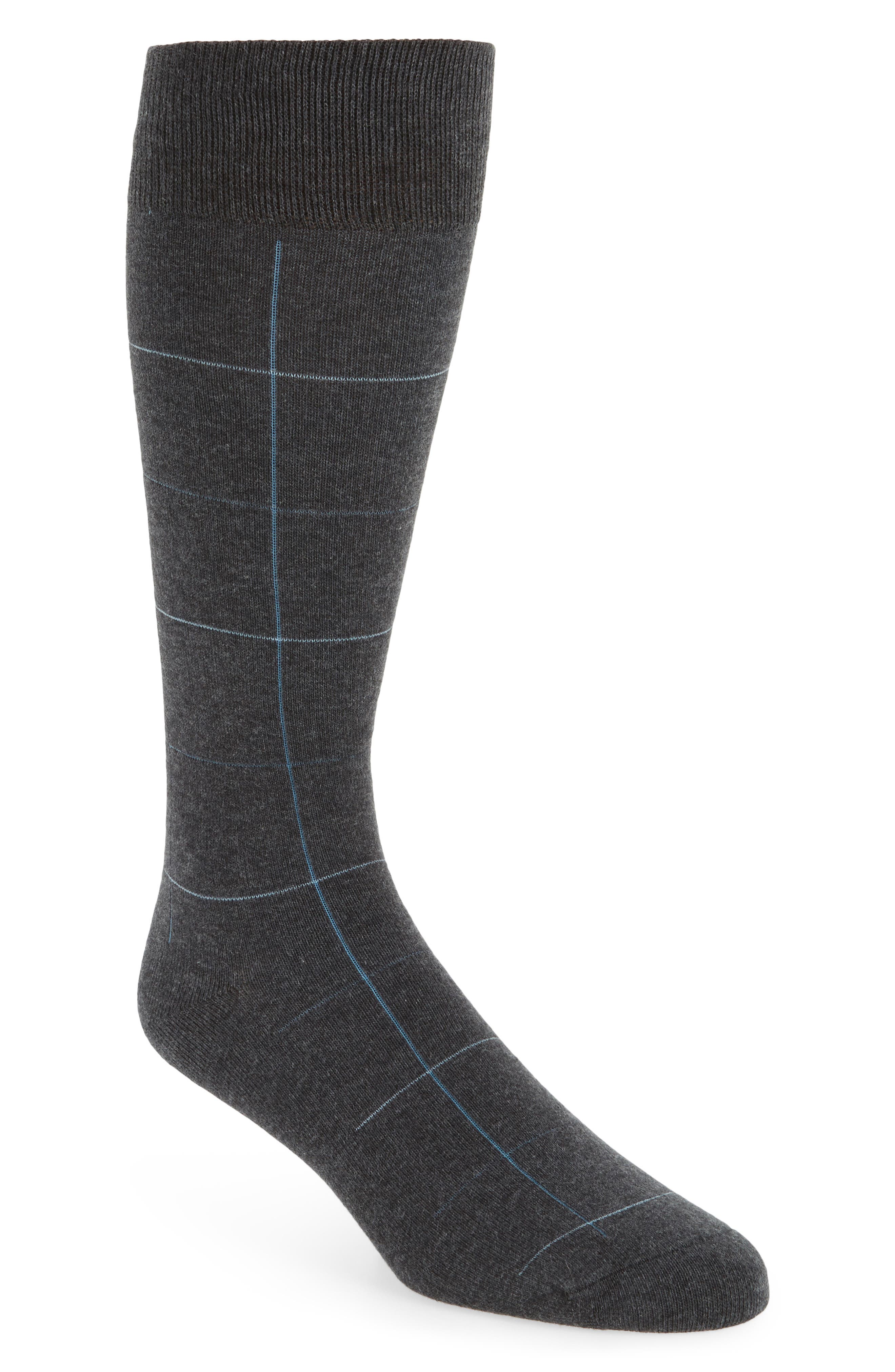 Alternate Image 1 Selected - Calibrate Check Socks (3 for $30)