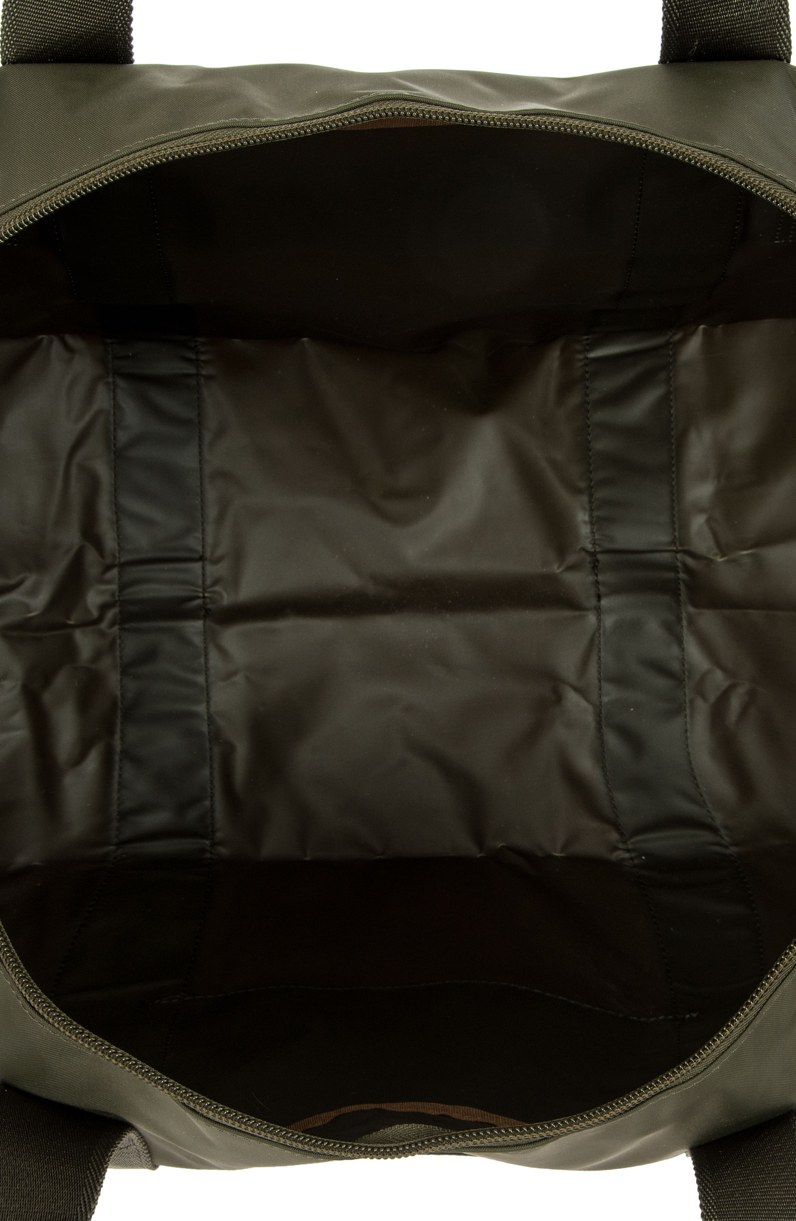 X-Bag 18-Inch Folding Duffel Bag,                             Alternate thumbnail 3, color,                             Olive
