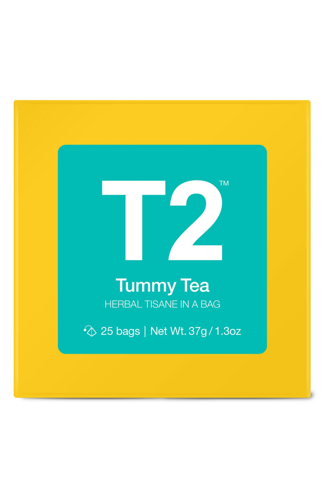 Alternate Image 1 Selected - T2 Tea Tummy Tea Gift Box