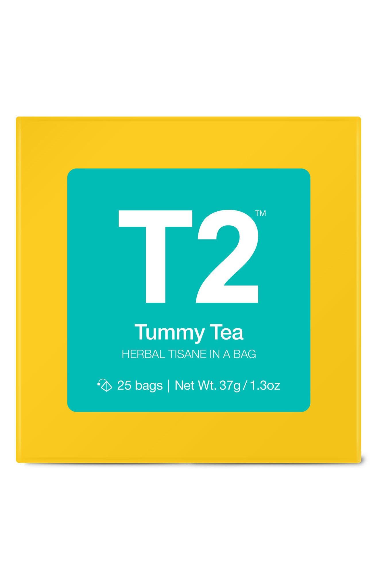 Tummy Tea Gift Box,                         Main,                         color, Multi