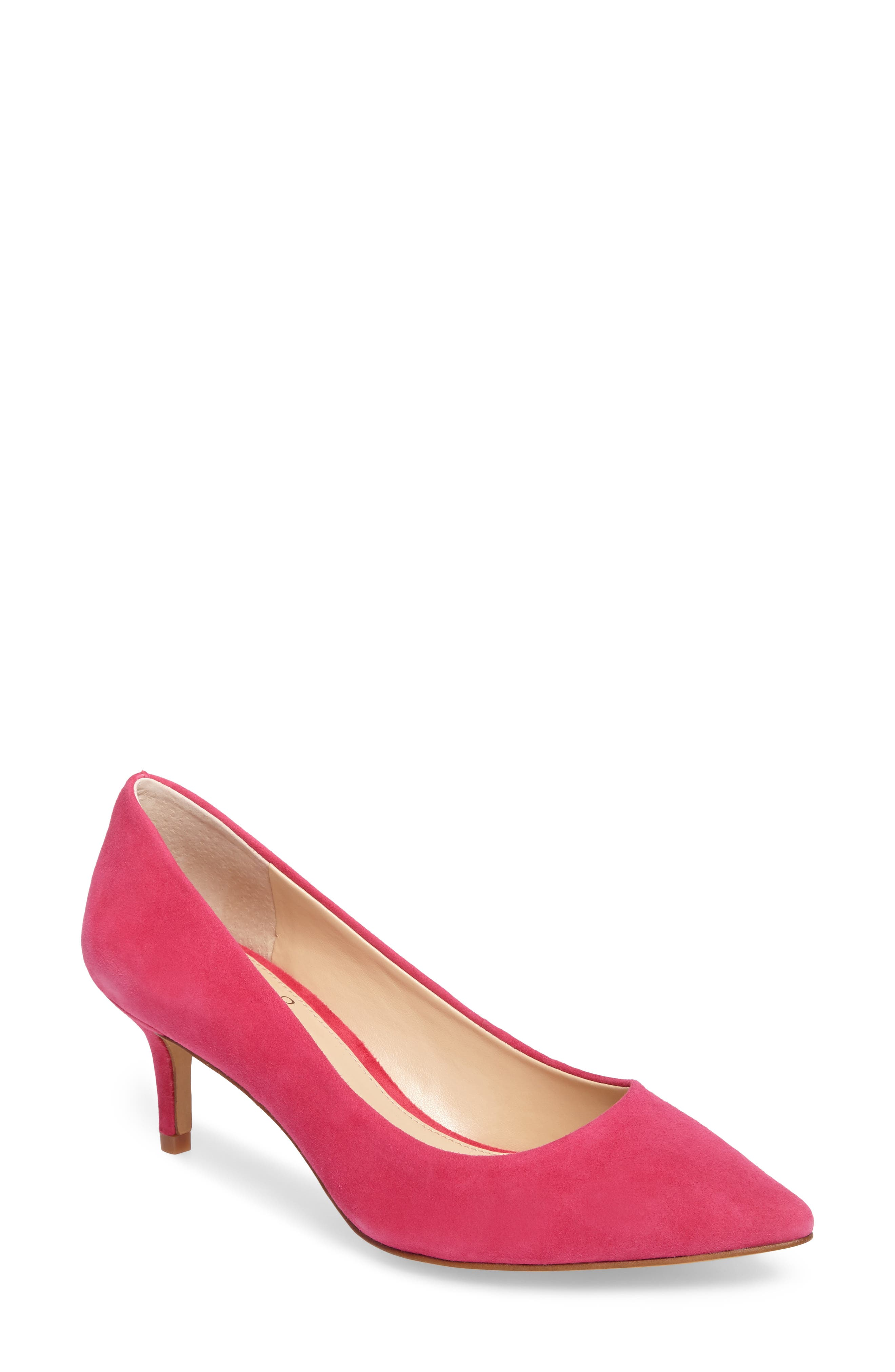 Vince Camuto Kemira Pointy Toe Pump (Women)