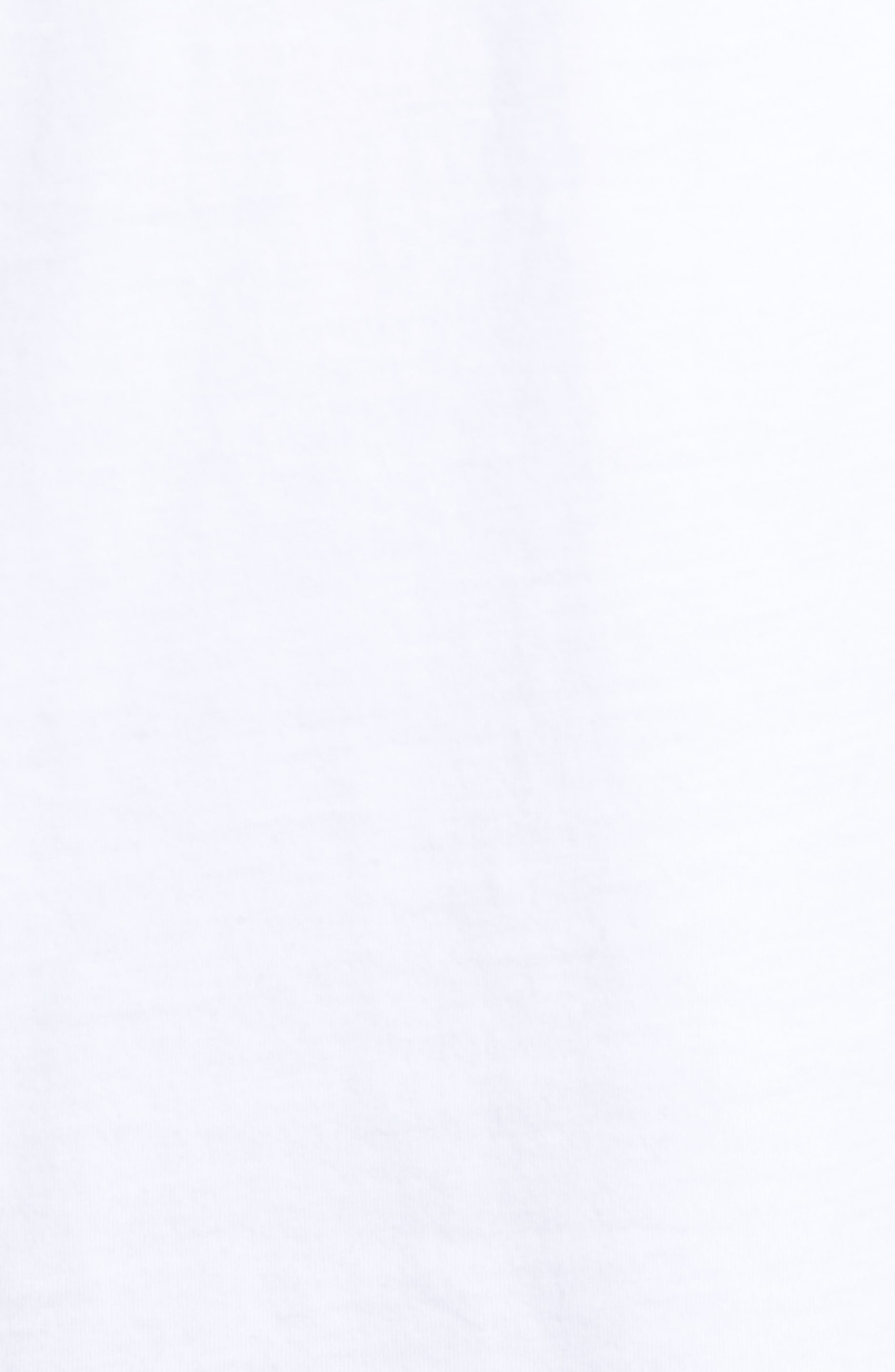 Spinnaker Sail Long Sleeve Pocket T-Shirt,                             Alternate thumbnail 5, color,                             White Cap