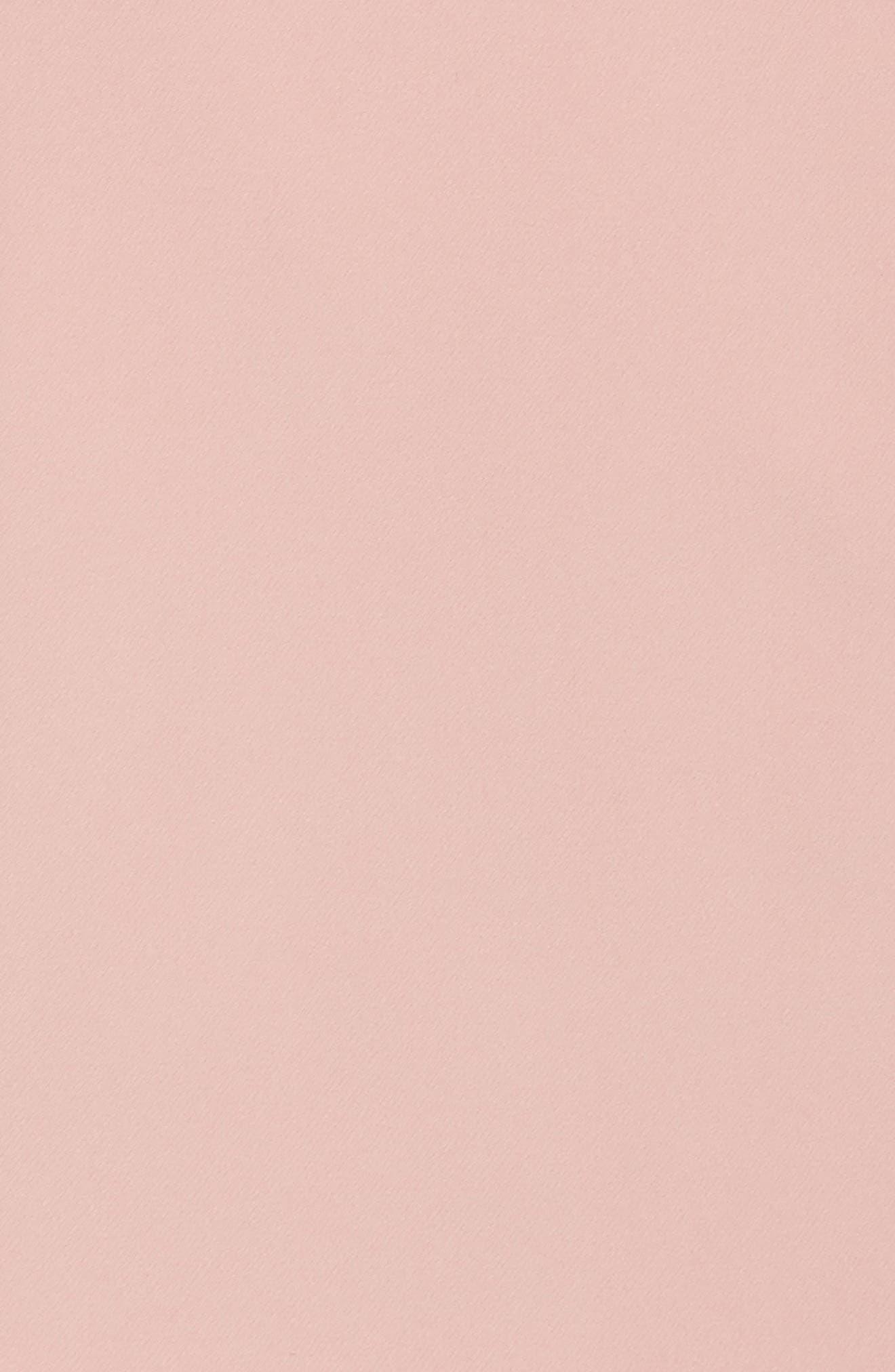 One-Shoulder Ruffle Sheath Dress,                             Alternate thumbnail 5, color,                             Pastel