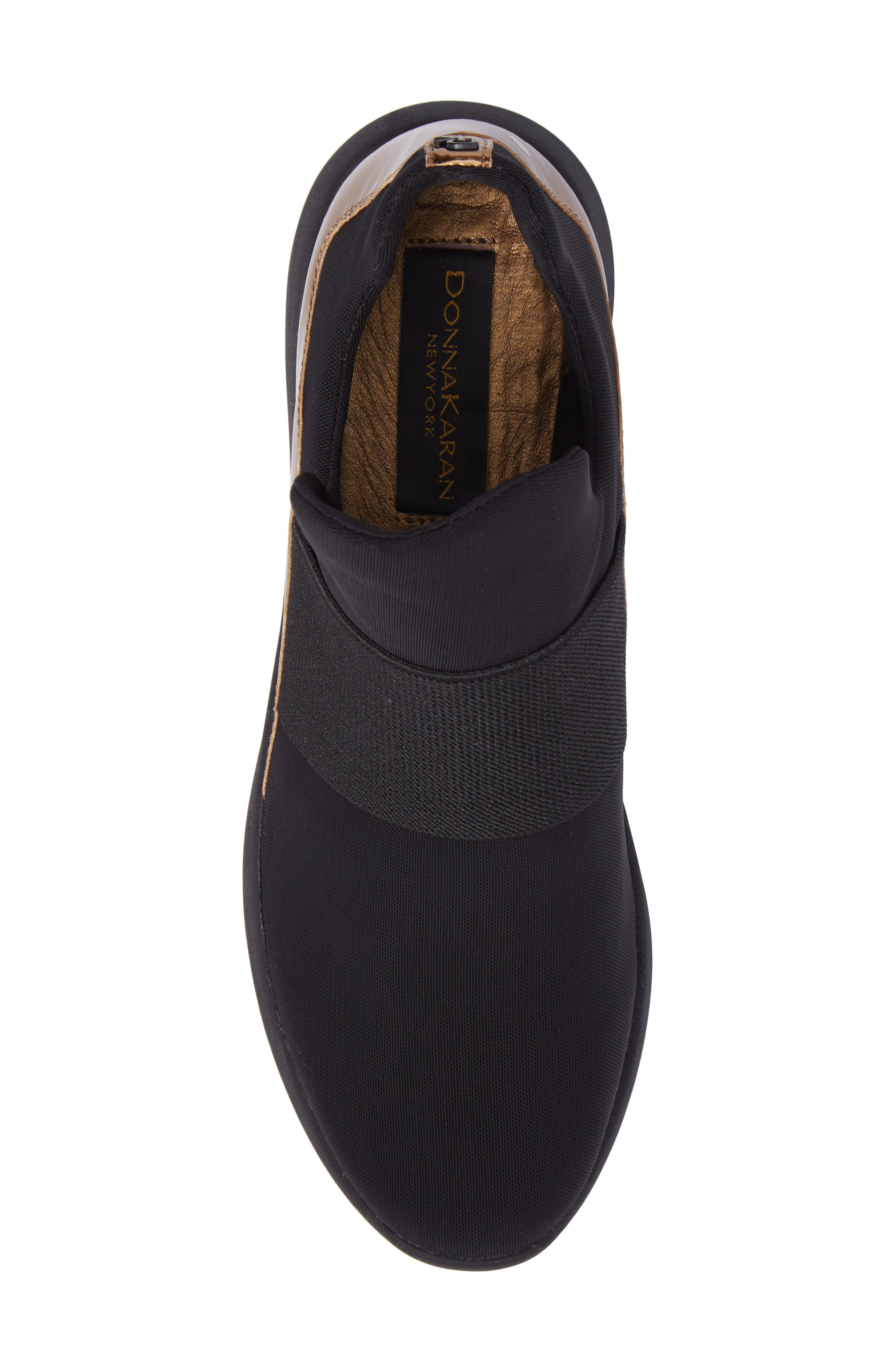 Alternate Image 5  - Donna Karan Cory Slip-On Sneaker (Women)