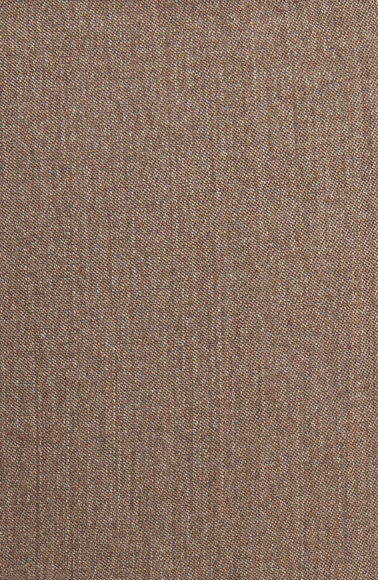 'Primo Denim' Curvy Fit Slim Leg Jeans,                             Alternate thumbnail 5, color,                             Tumbleweed