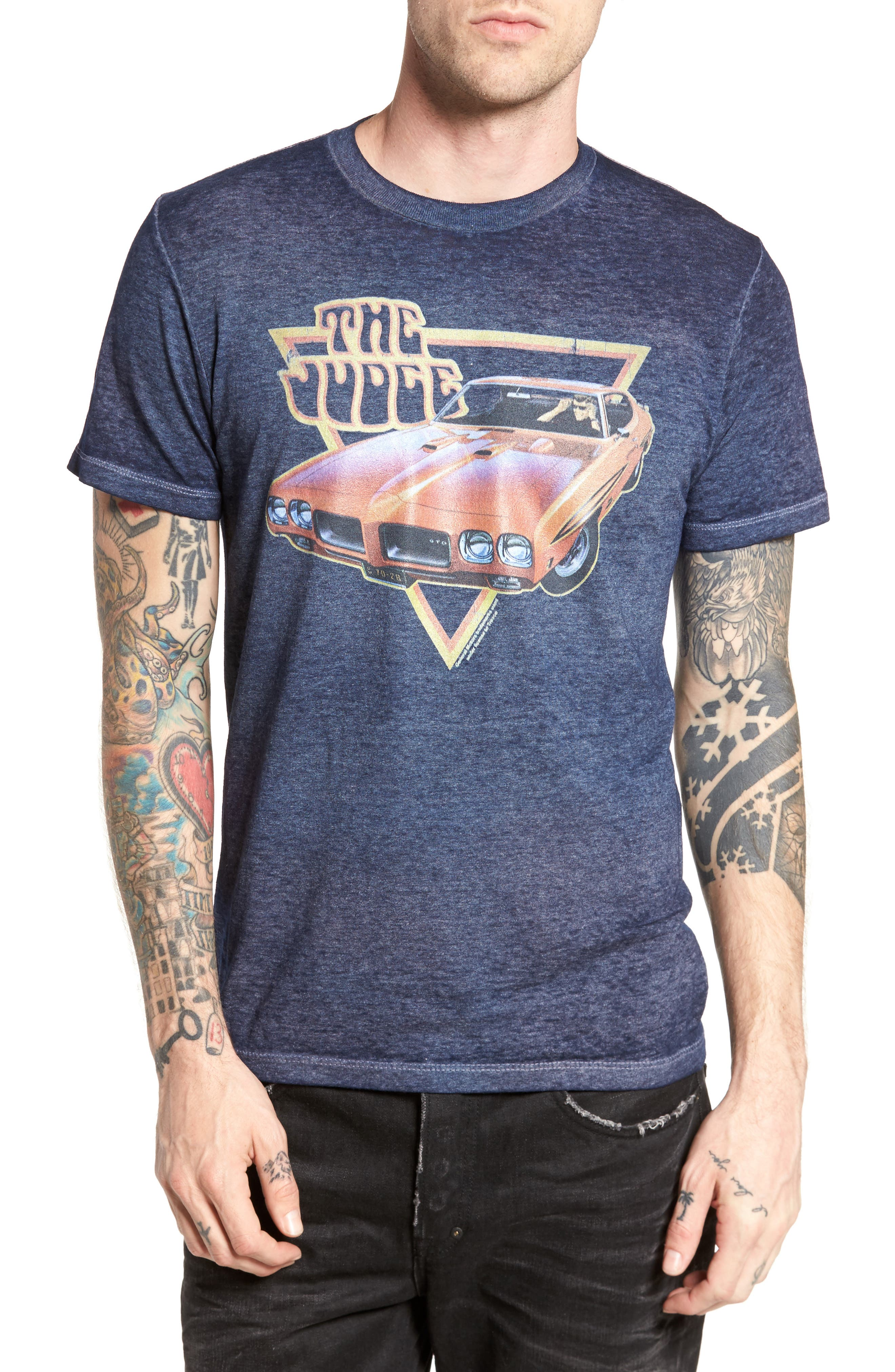The Rail The Judge Graphic T-Shirt