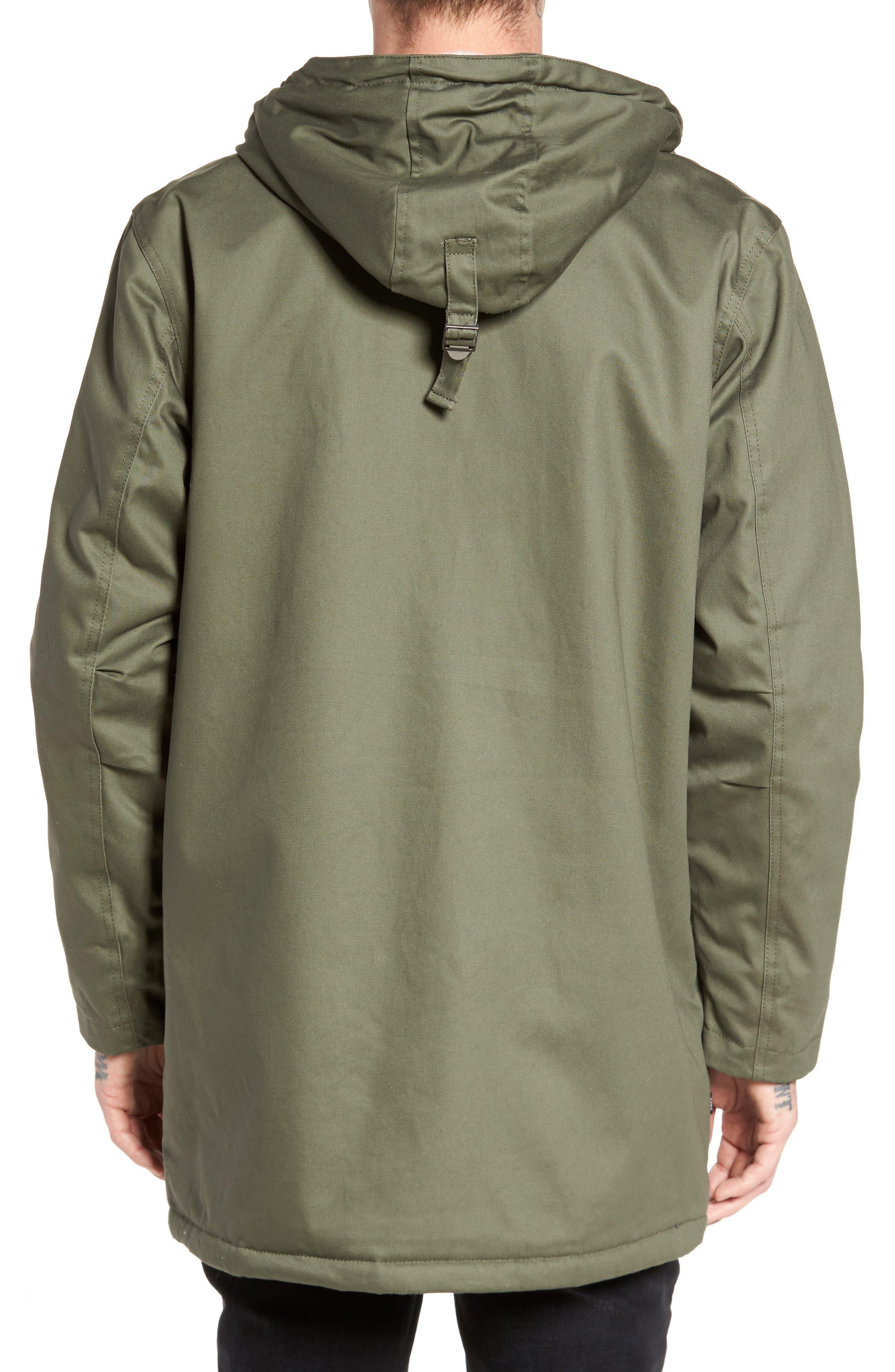 Heller II Jacket,                             Alternate thumbnail 2, color,                             Army