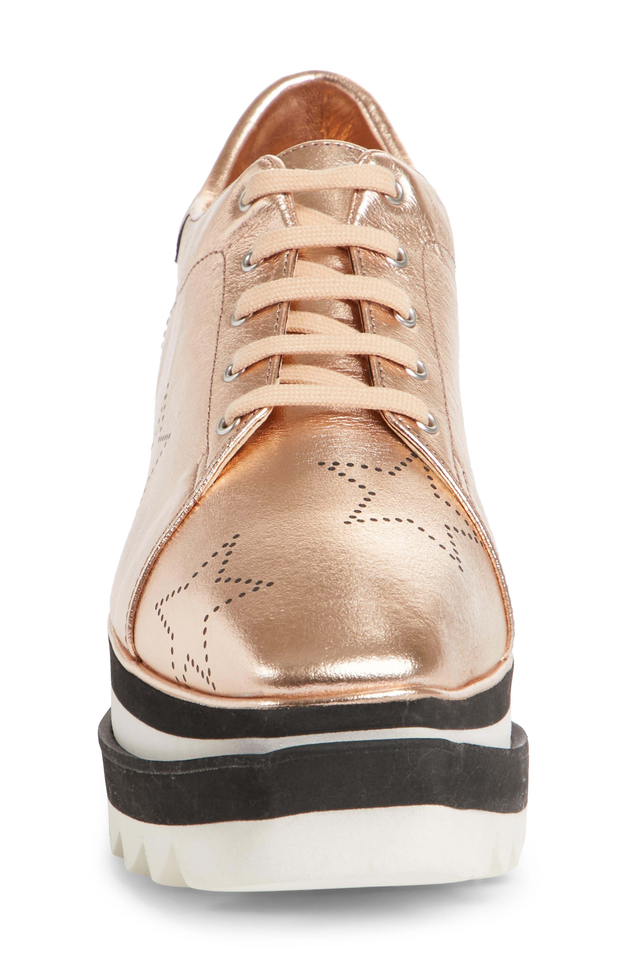 Alternate Image 4  - Stella McCartney Elyse Platform Sneaker (Women)