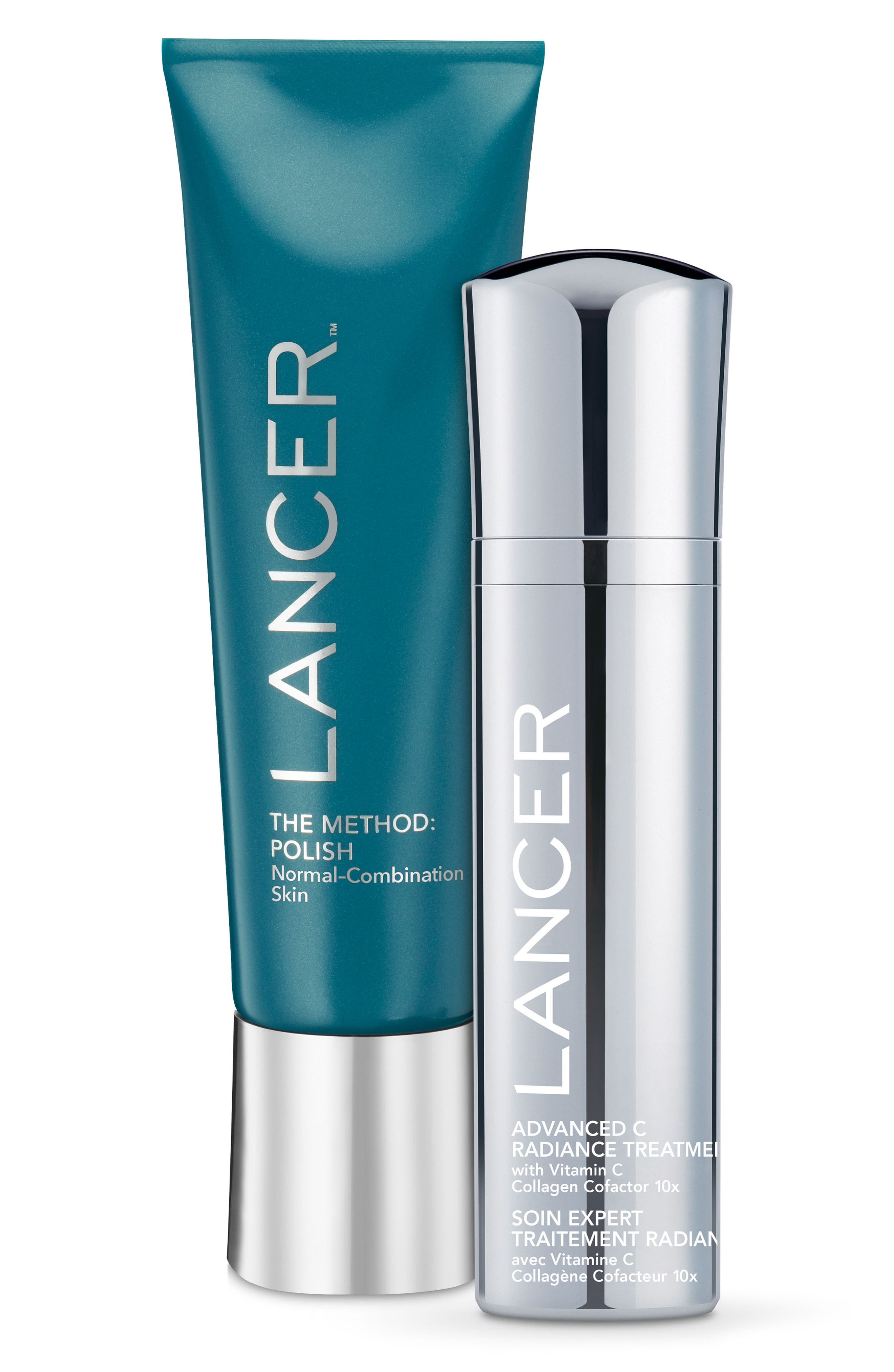 LANCER Skincare Radiance Duo ($121 Value)