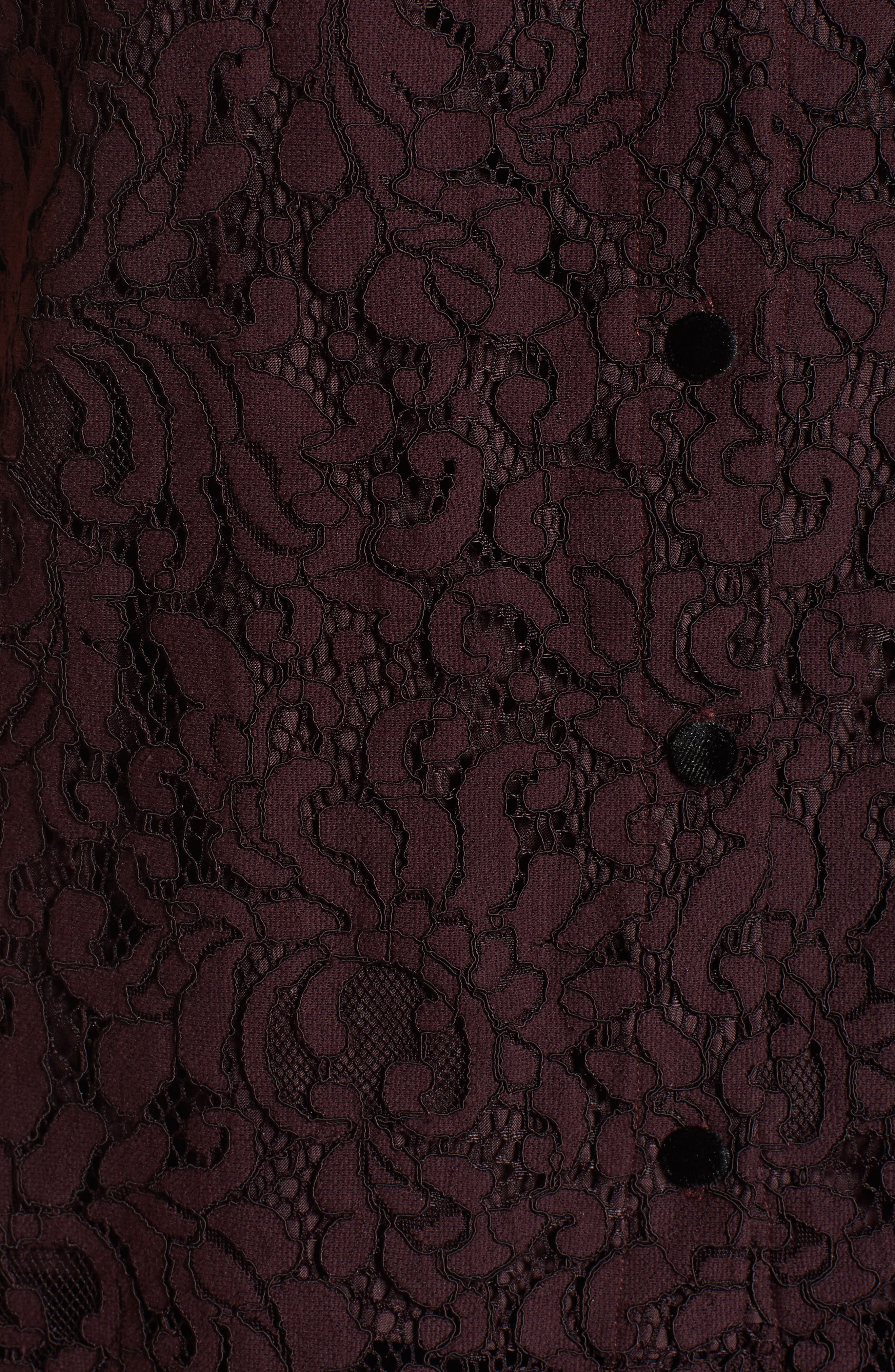 Alternate Image 5  - cupcakes and cashmere Isra Lace Top