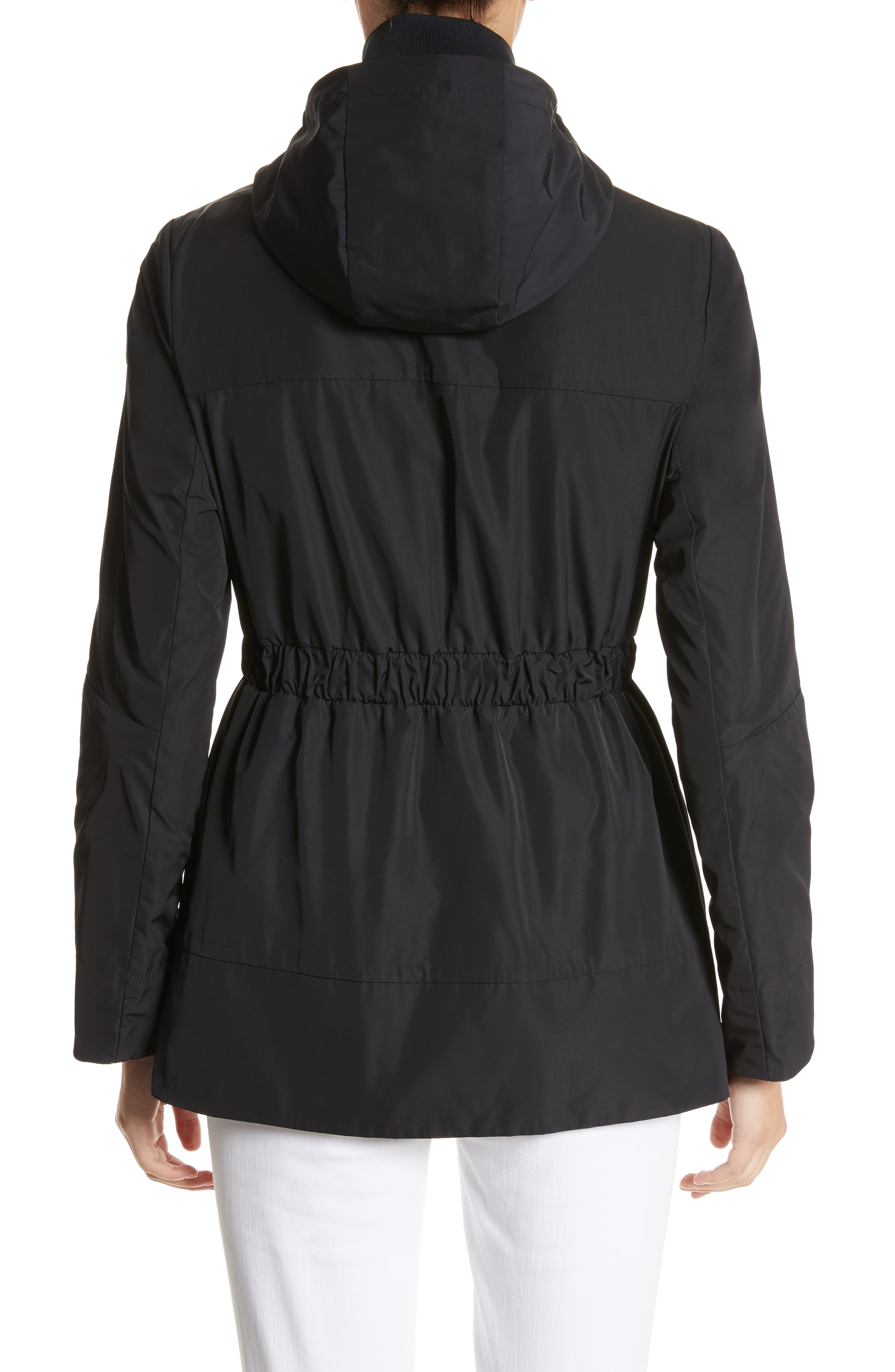 Alternate Image 2  - Moncler Disthene Water Resistant Hooded Jacket