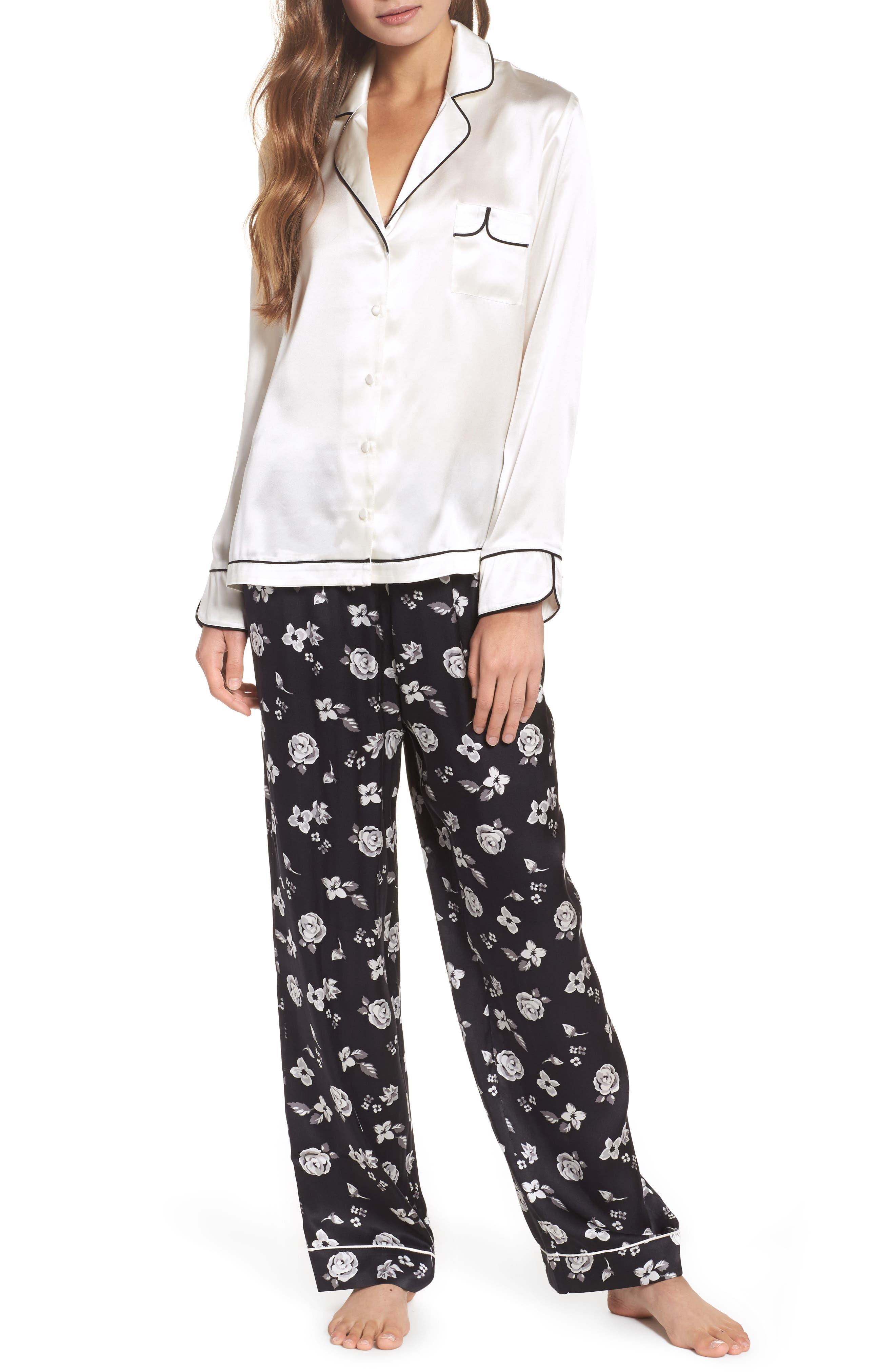 Chelsea28 Silk Pajamas