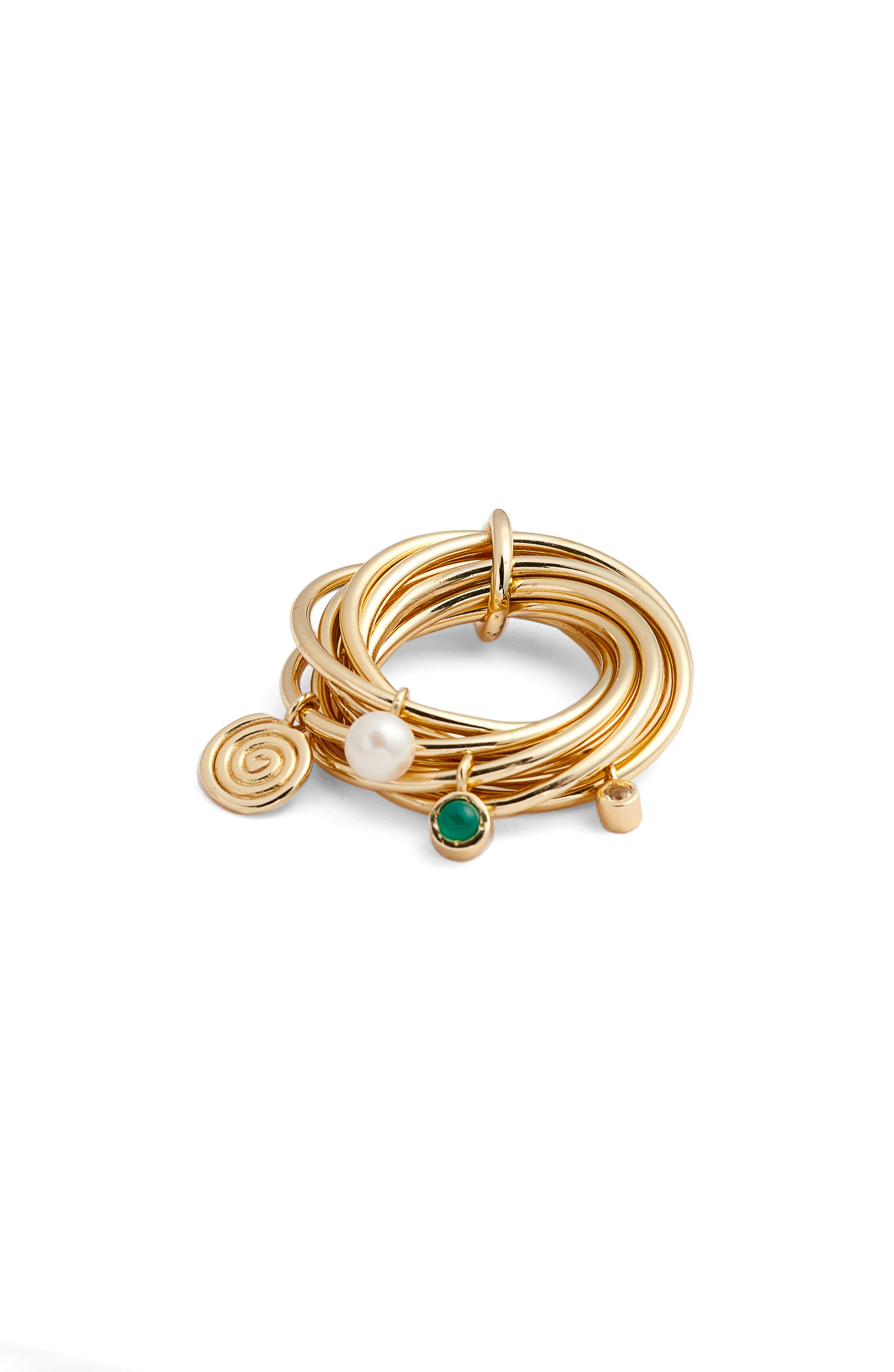 Sullivan - Georgia Ring,                         Main,                         color, Yellow Gold