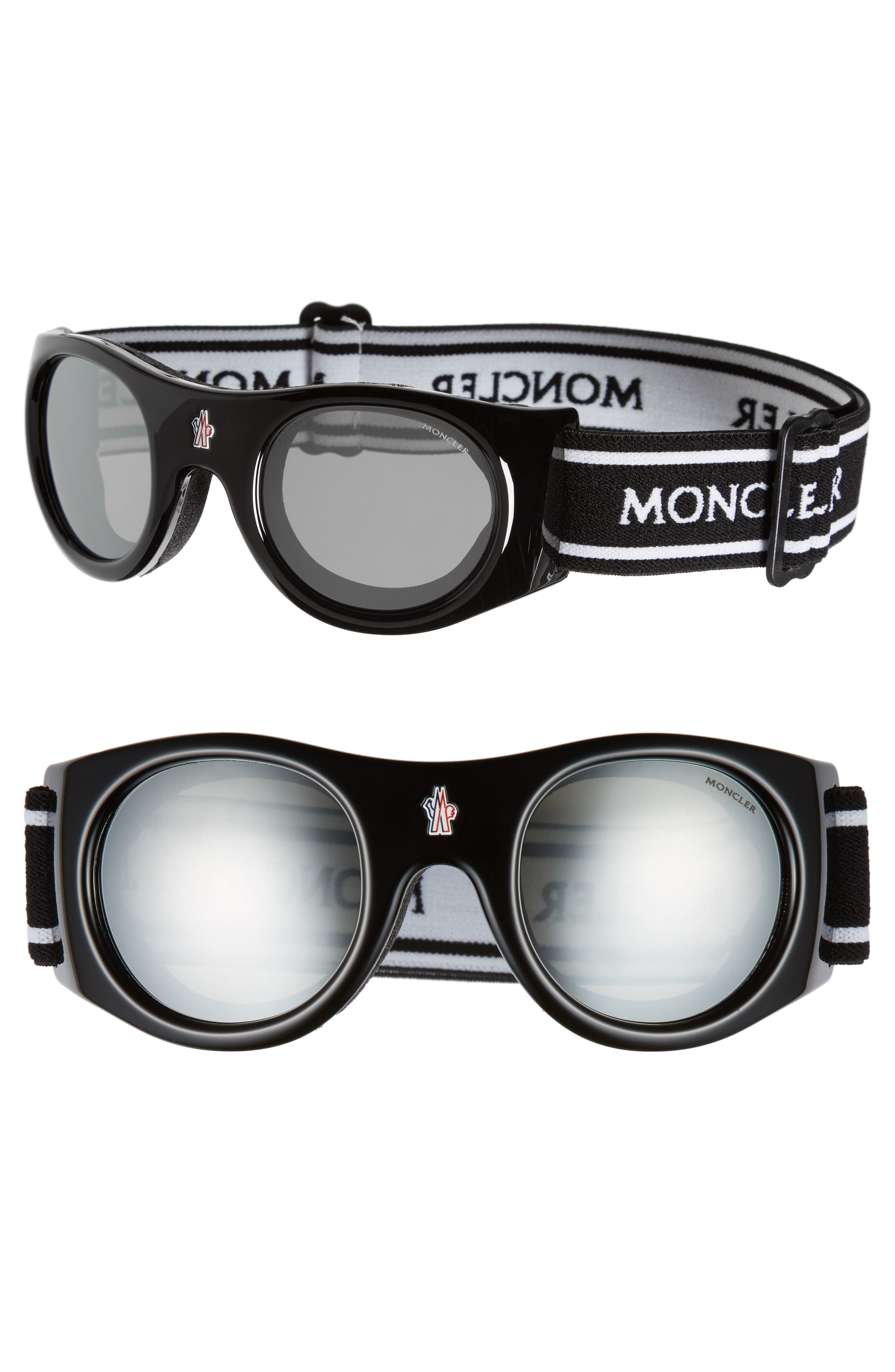 Moncler Anti-Fog Goggles