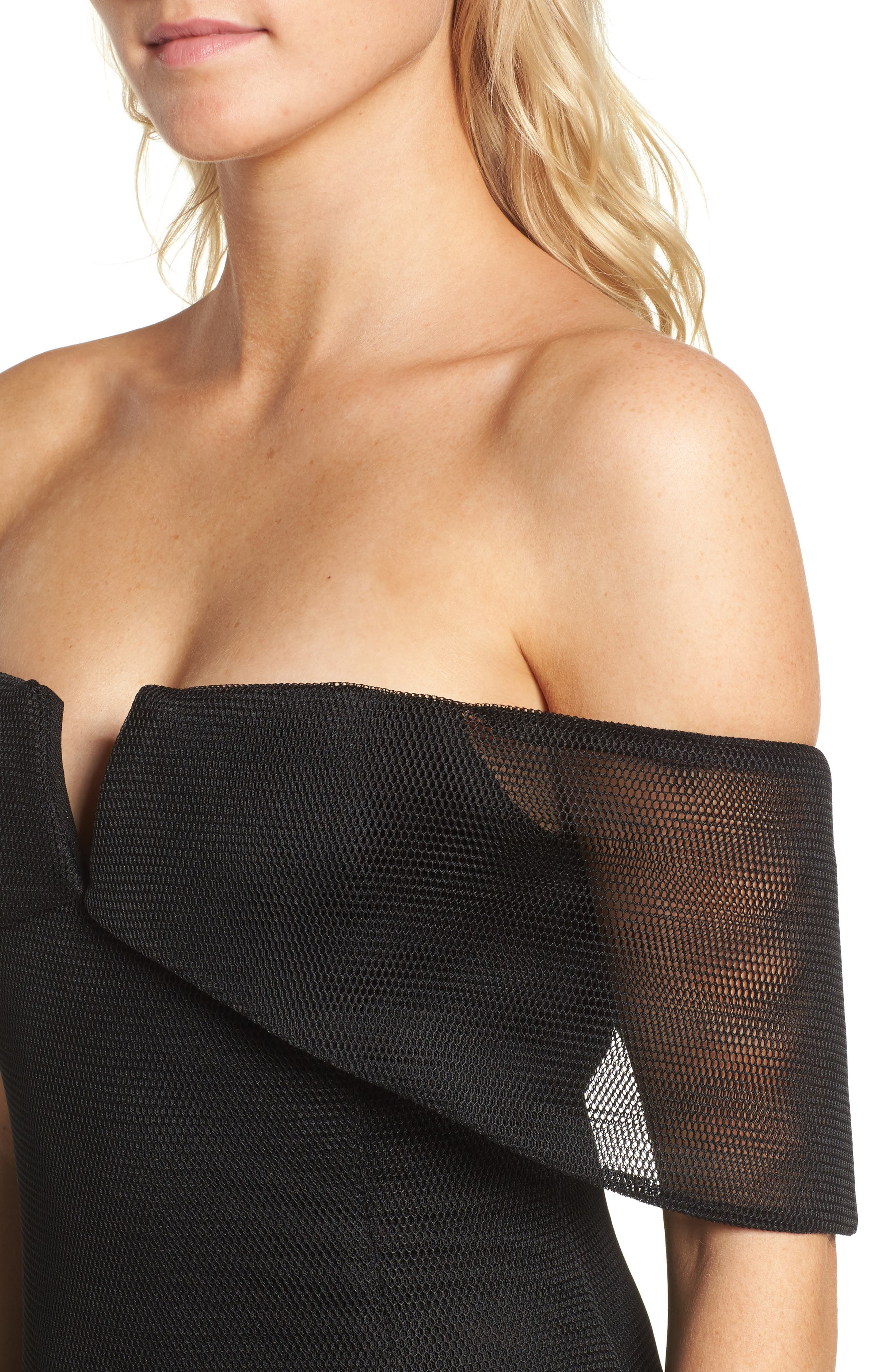 Alternate Image 4  - Elliatt Fate Off the Shoulder Dress