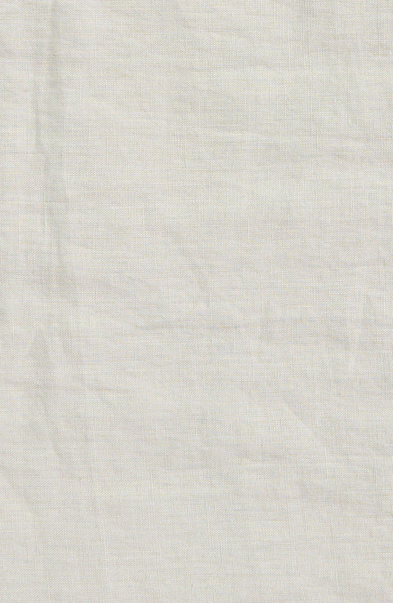 Alternate Image 2  - Levtex Washed Linen Tablecloth