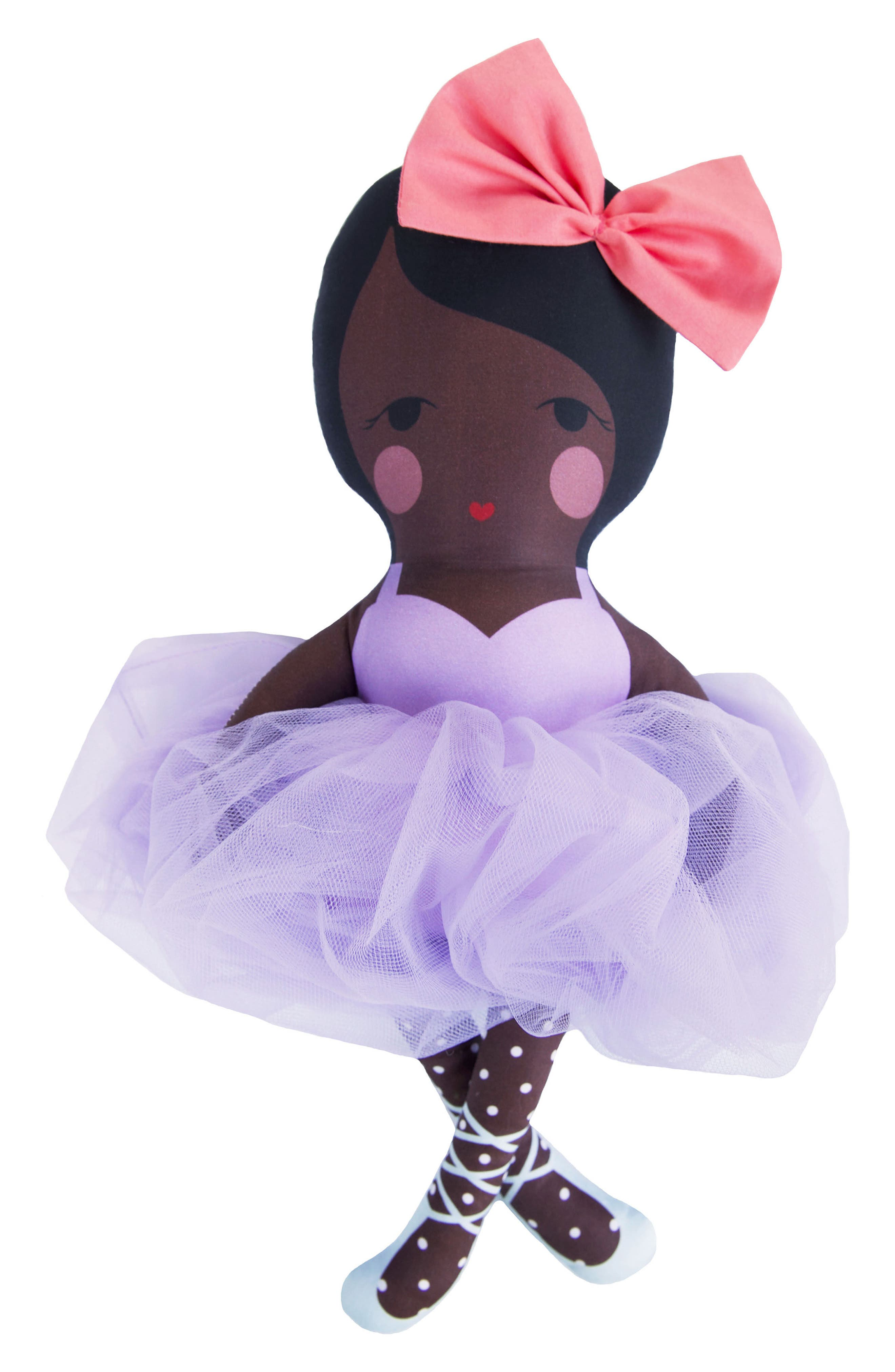 Candy Kirby Designs Raven Ballerina Doll