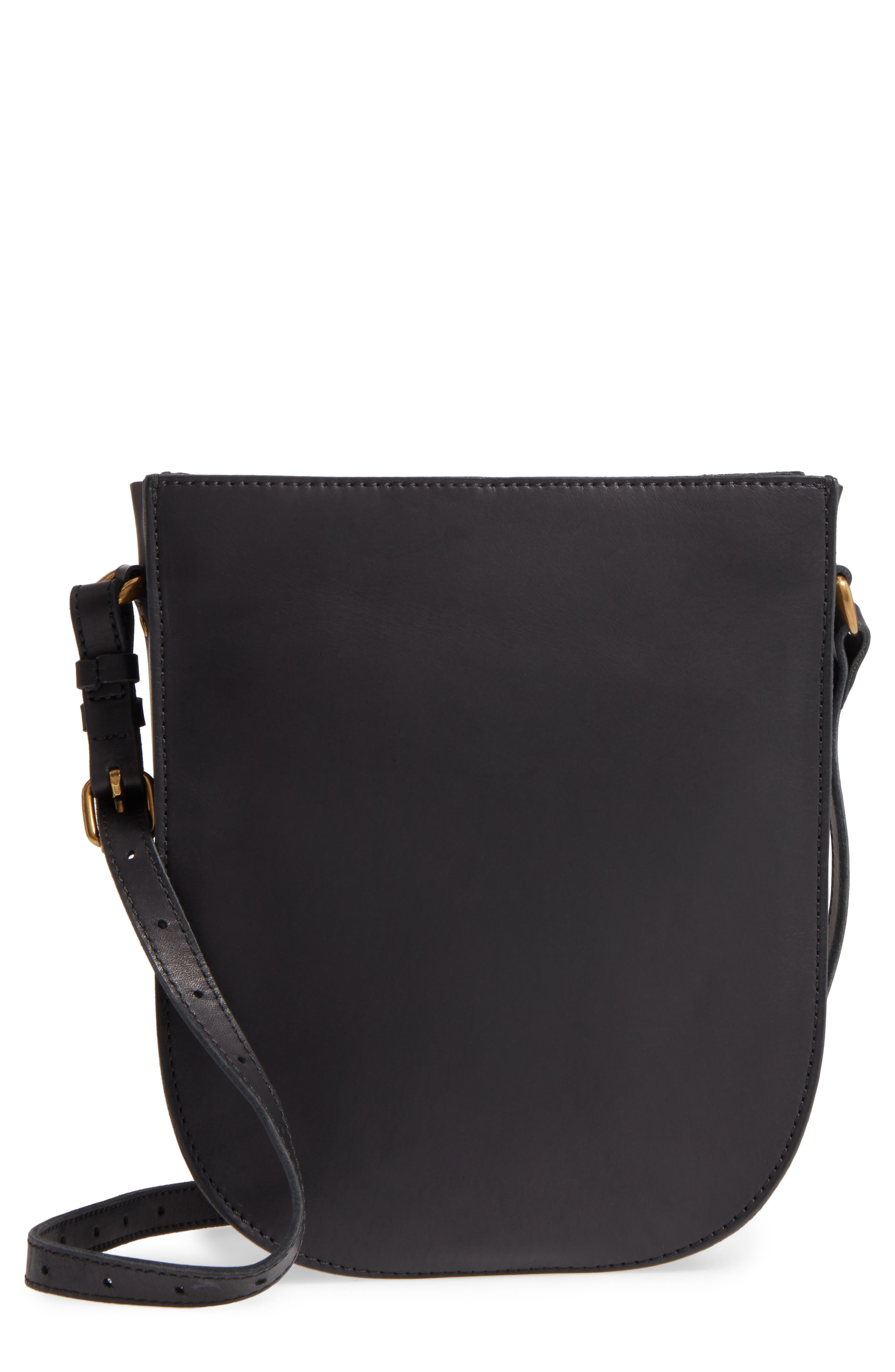 Madewell Juniper Vachetta Leather Shoulder Bag
