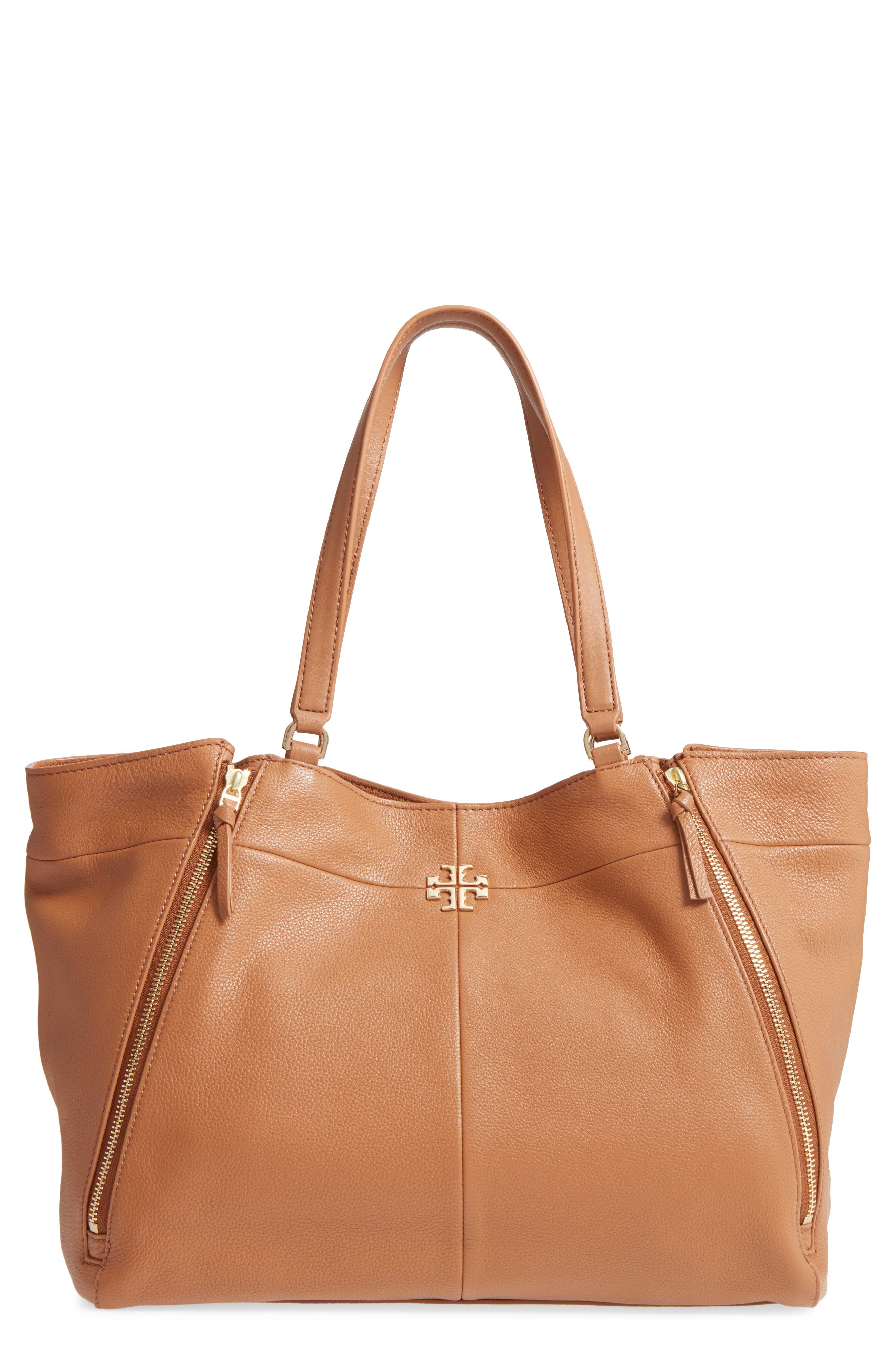 Tory Burch Ivy Leather Tote