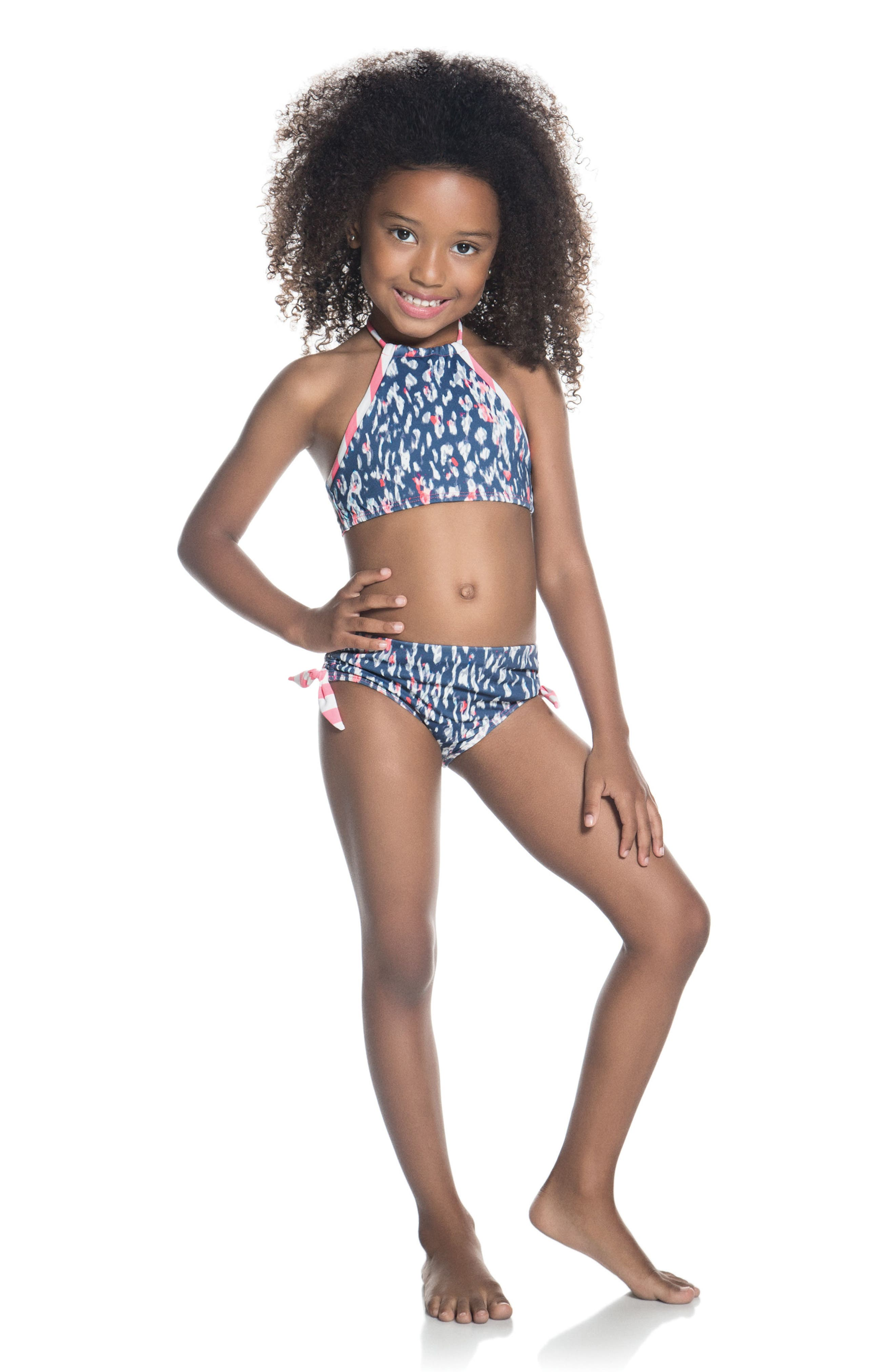 Aluvia Two-Piece Swimsuit,                             Alternate thumbnail 3, color,                             Aluvia