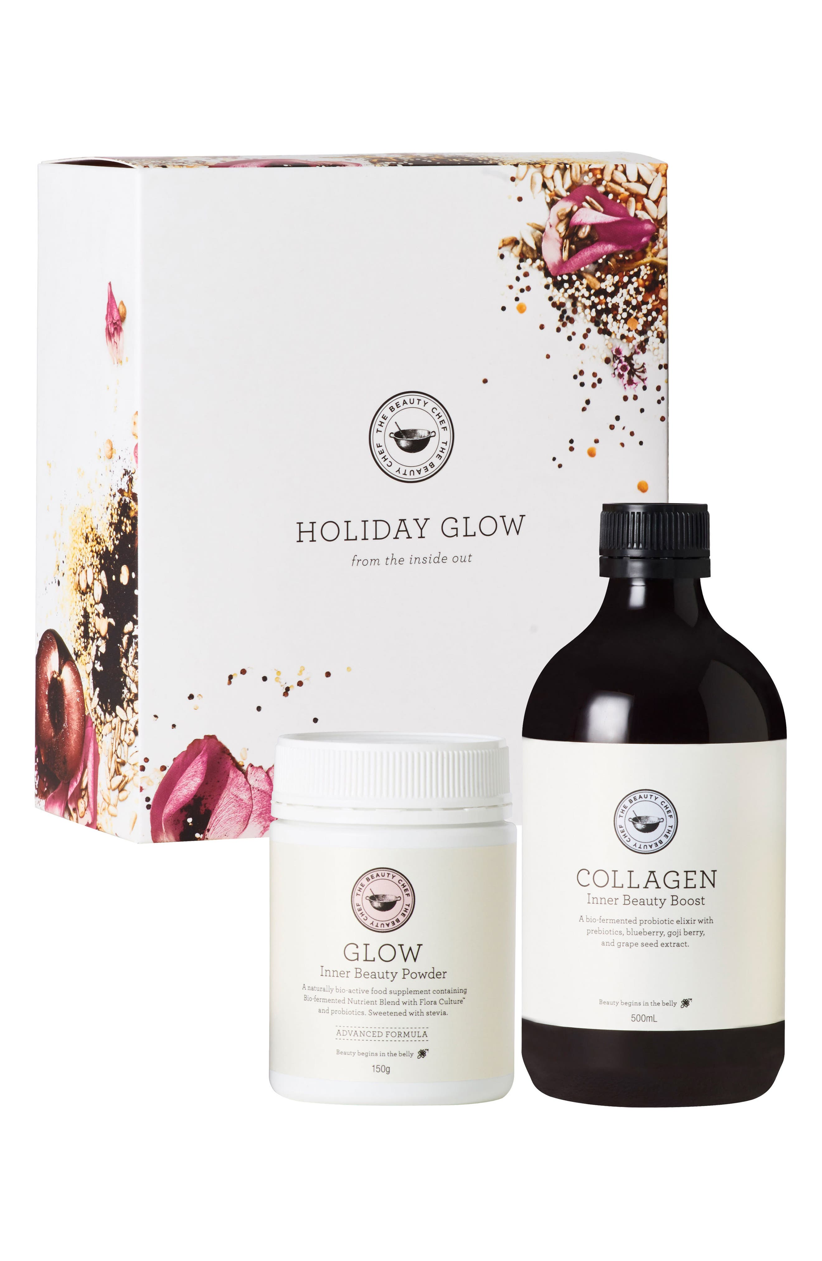The Beauty Chef Holiday Glow Duo ($120 Value)