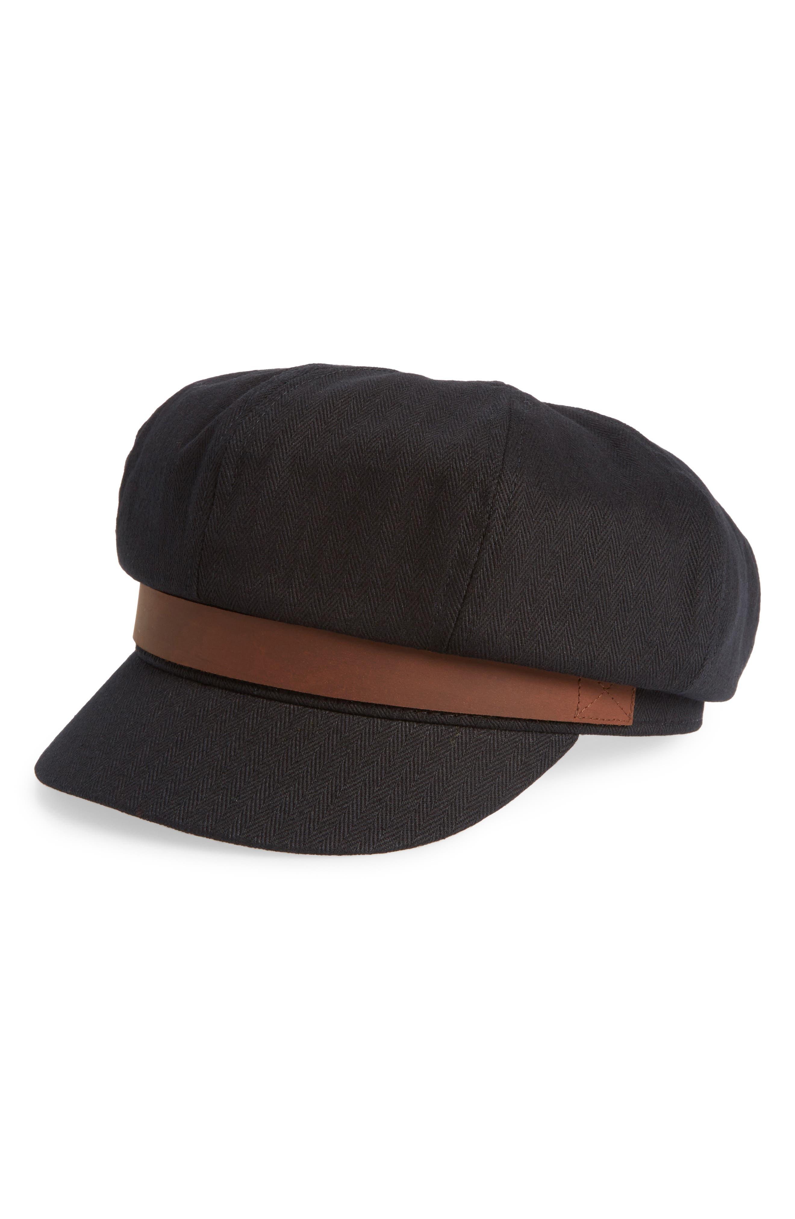 Brixton MONTREAL CAP - BLACK