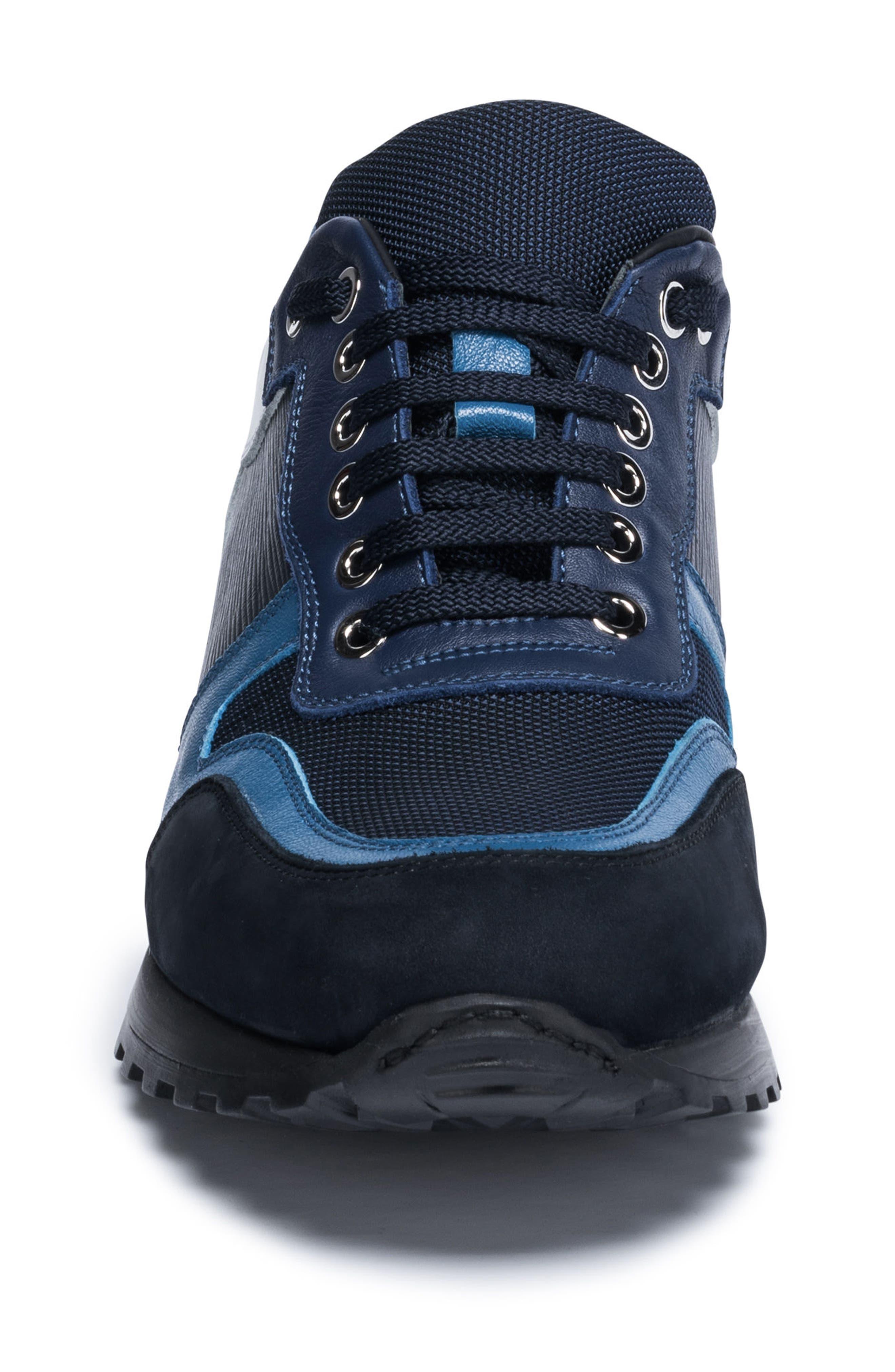 Modena Sneaker,                             Alternate thumbnail 3, color,                             Blue