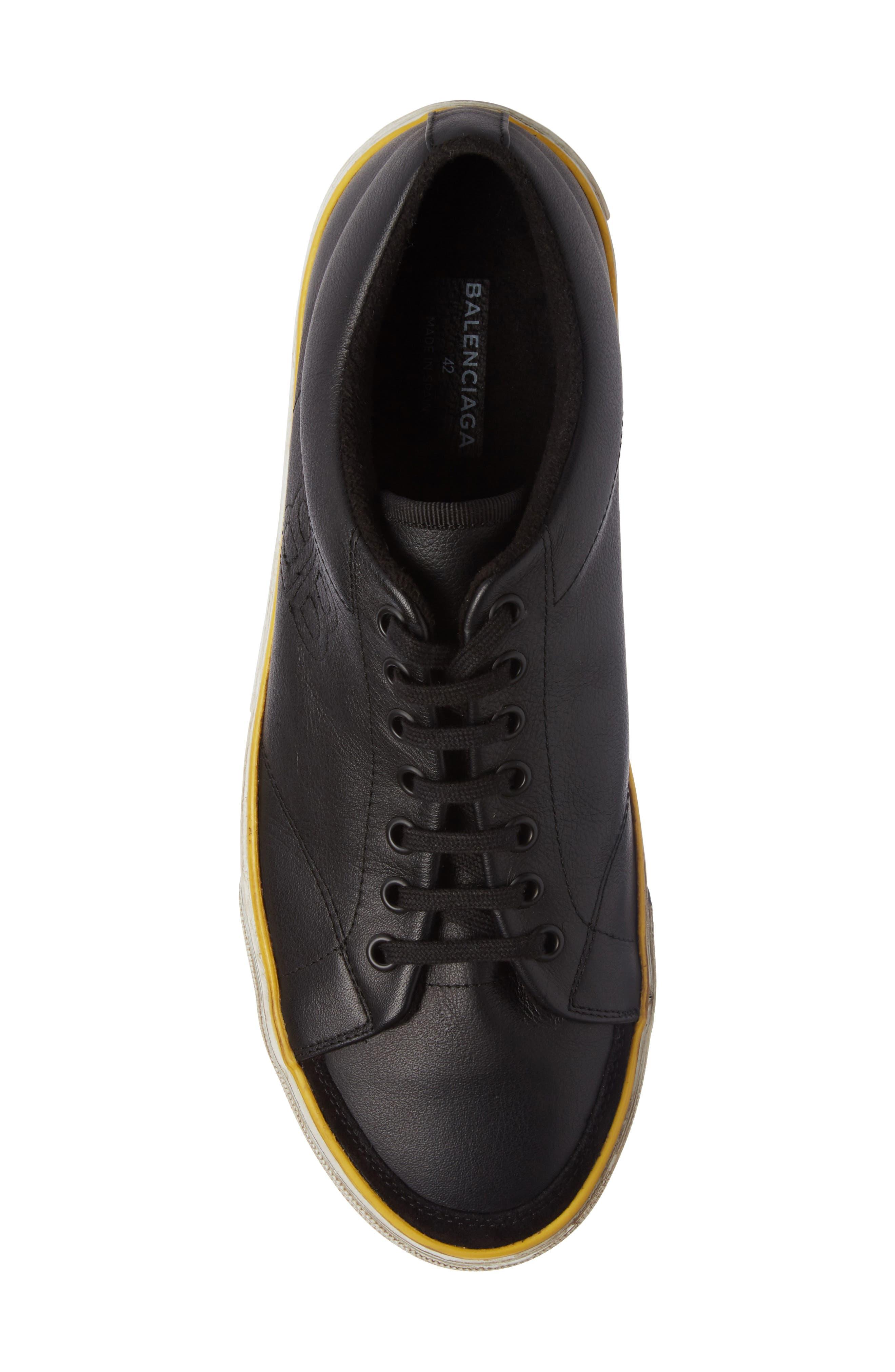 Alternate Image 4  - Balenciaga Logo Sole Sneaker (Men)