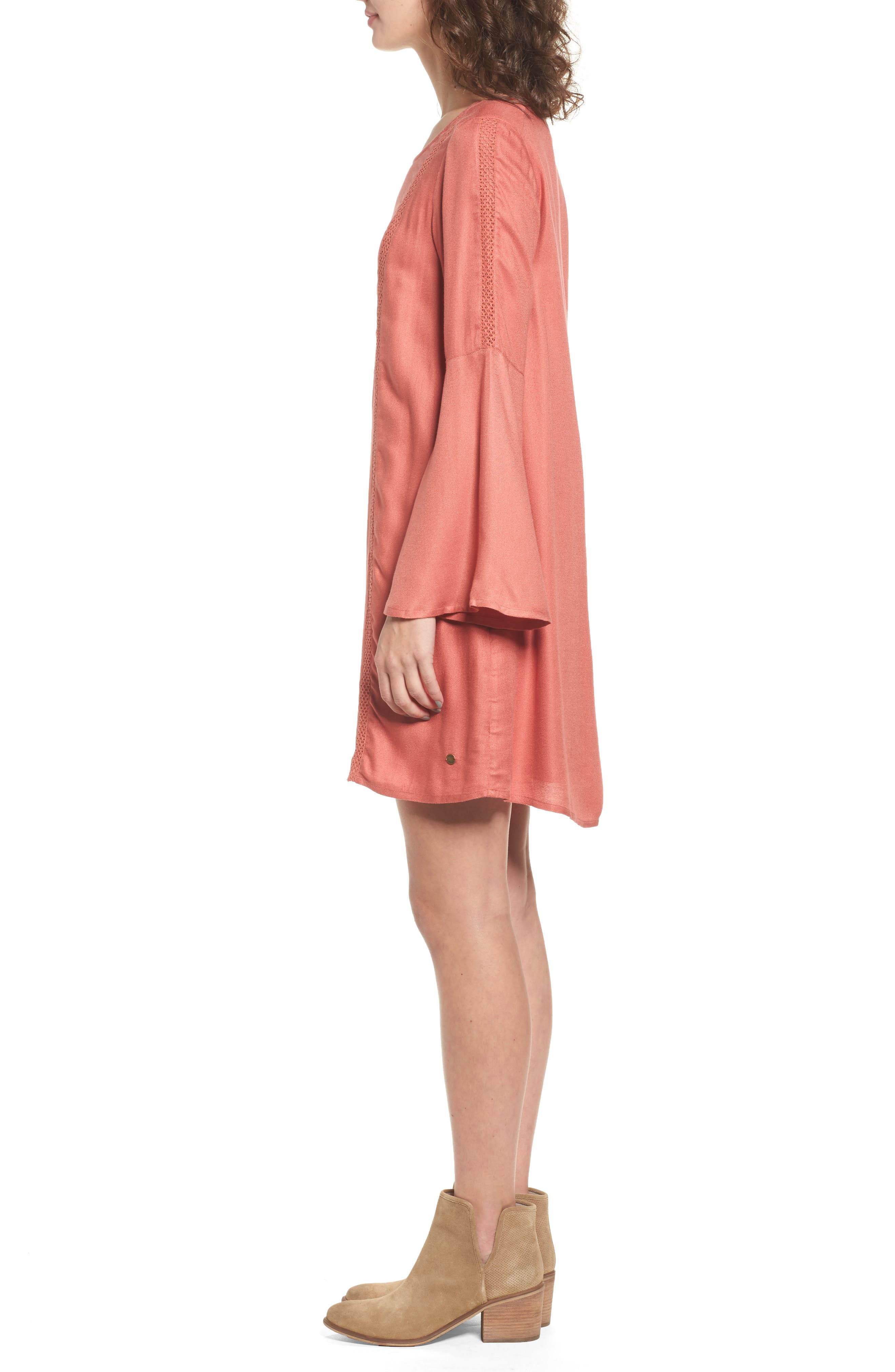 Alternate Image 3  - Roxy East Coast Dreamer Dress