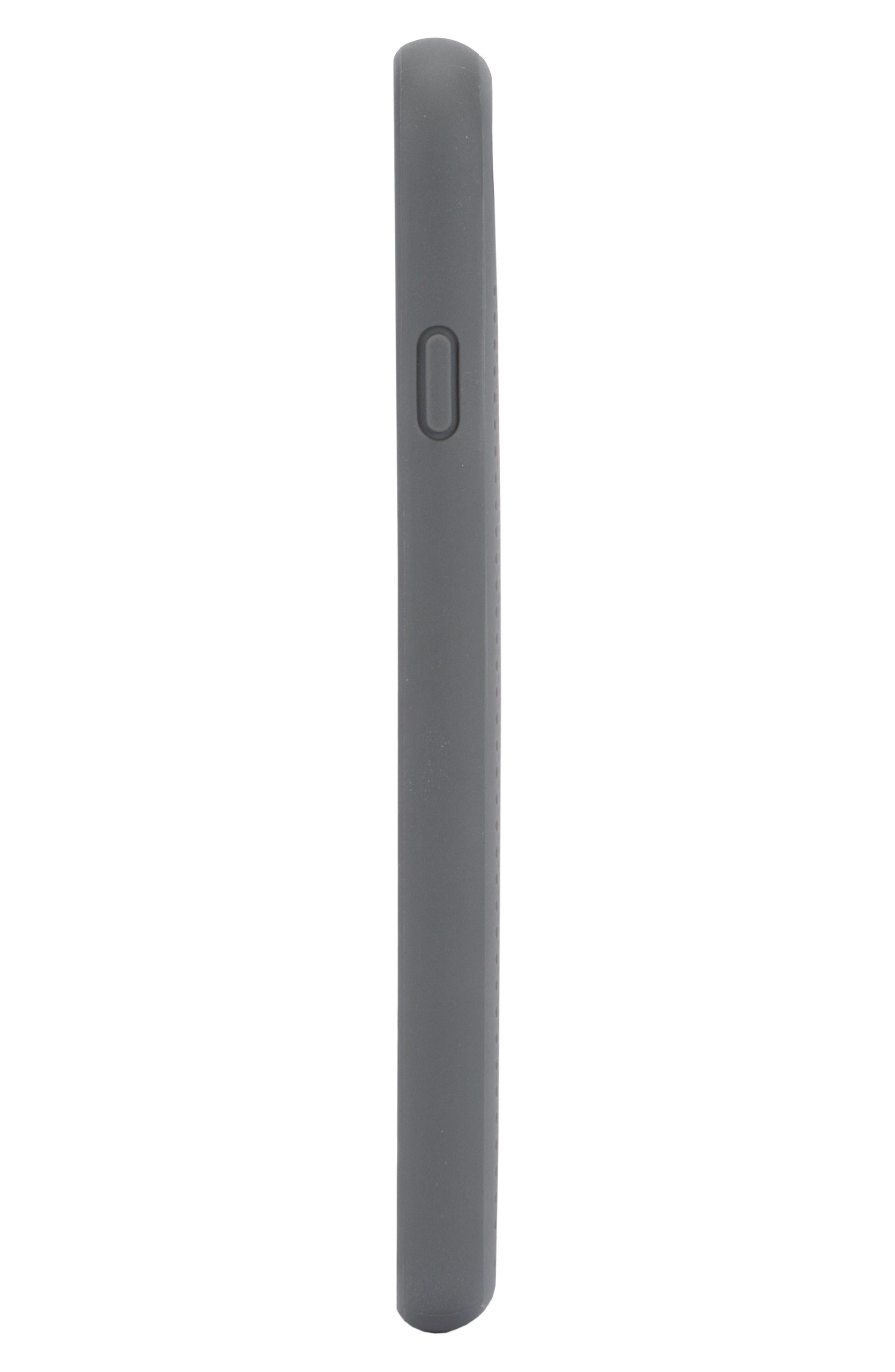 Icon iPhone 7/8 Case,                             Alternate thumbnail 5, color,                             Gunmetal