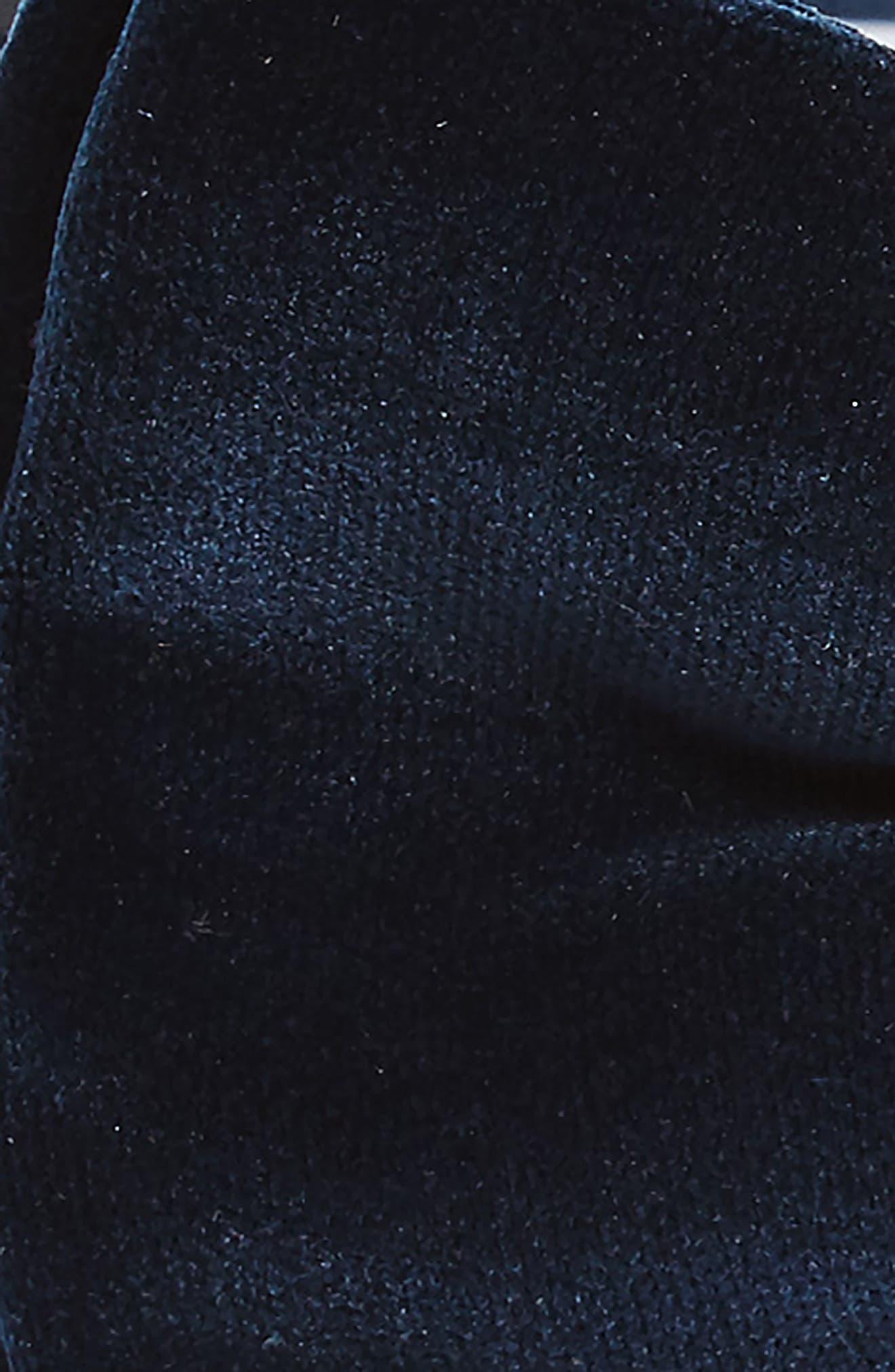Alternate Image 2  - Eton Velvet Bow Tie