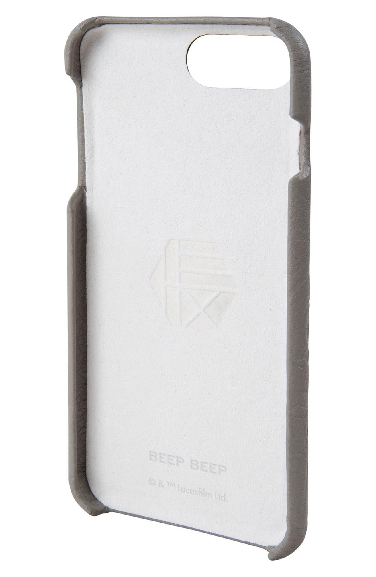Alternate Image 2  - HEX R2-D2 iPhone 6/6s/7/8 Plus Case