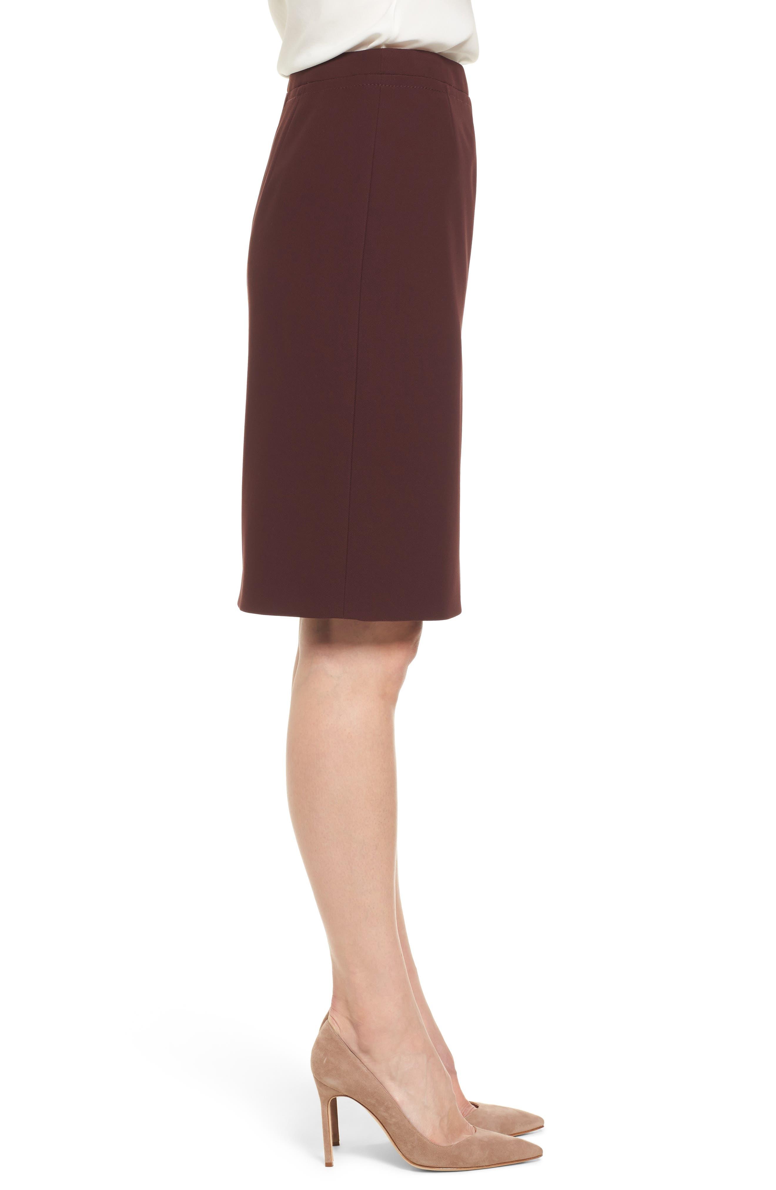 Vuriona Suit Skirt,                             Alternate thumbnail 3, color,                             Mulberry