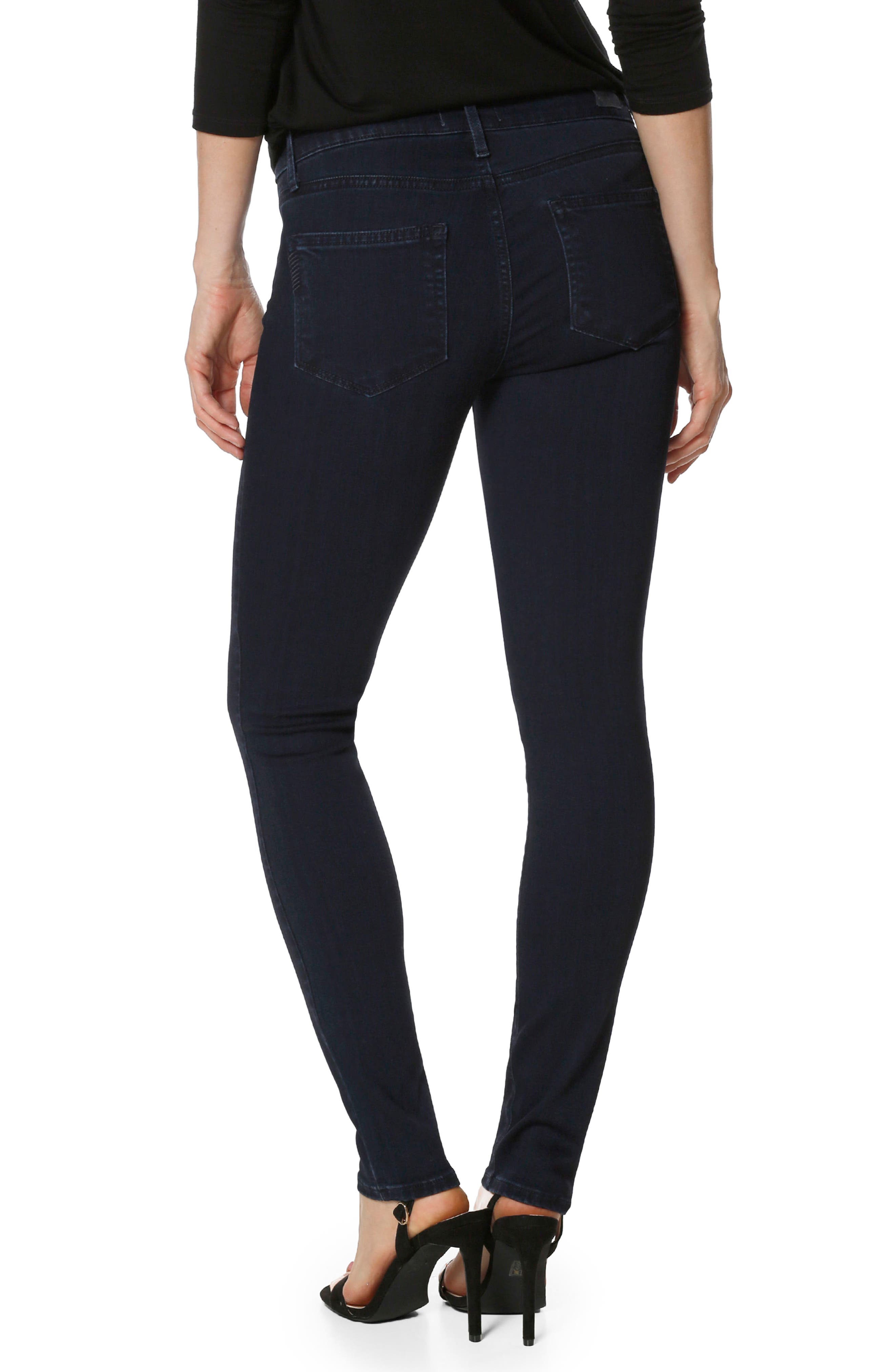 Transcend - Verdugo Ultra Skinny Jeans,                             Alternate thumbnail 3, color,                             Alley