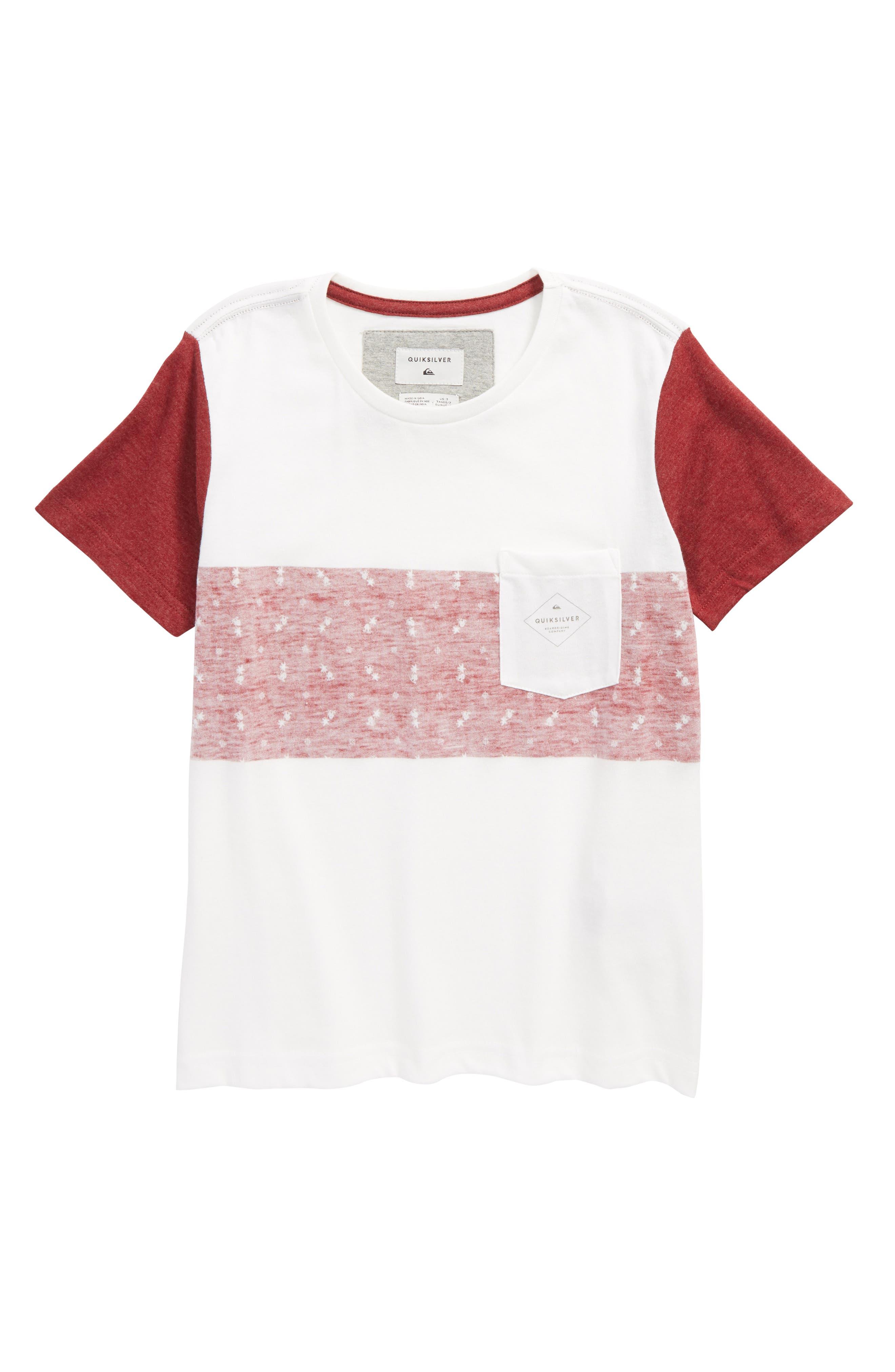 Alternate Image 1 Selected - Quiksilver Pogwa T-Shirt (Toddler Boys & Little Boys)
