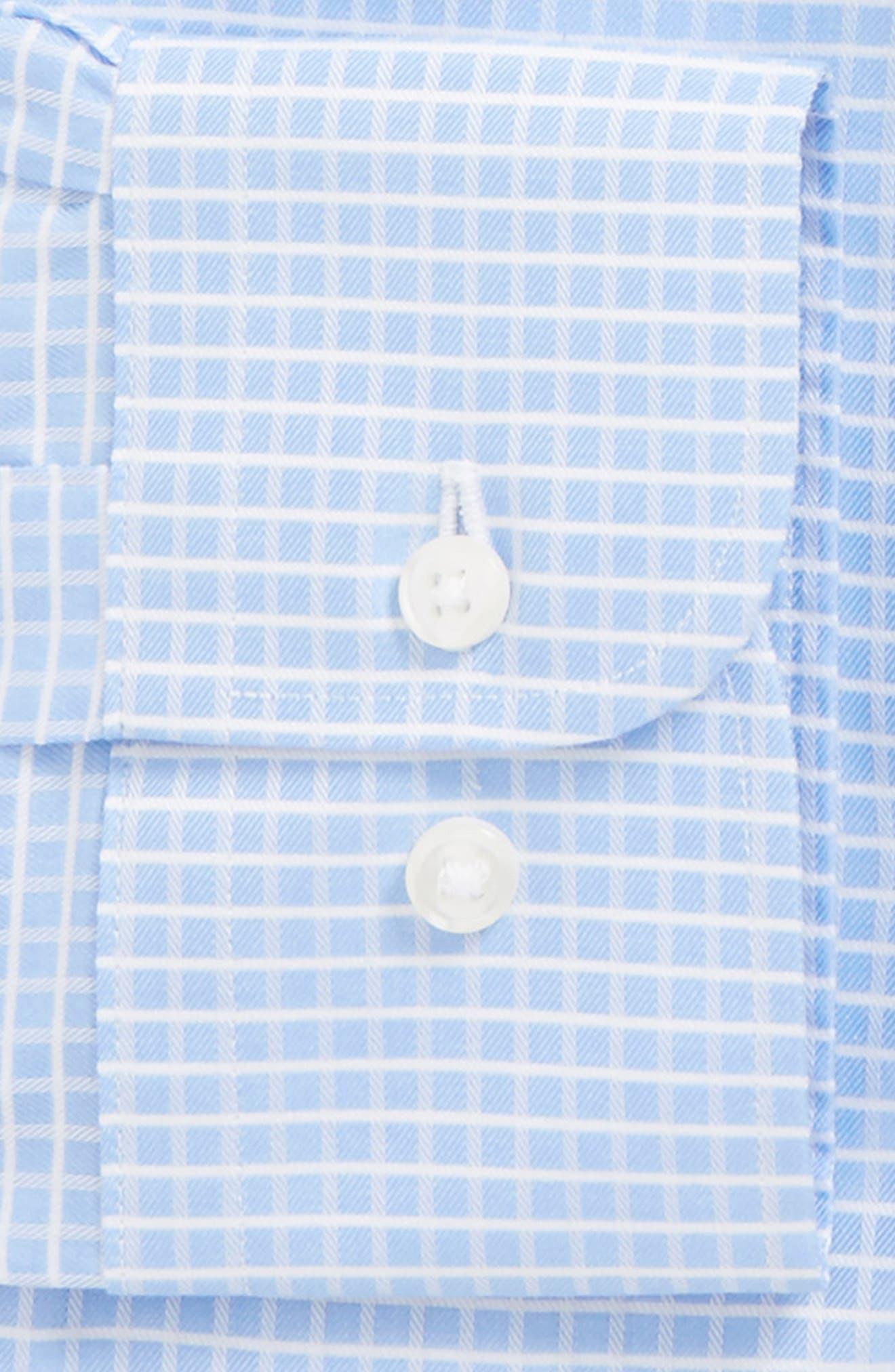 Alternate Image 2  - Nordstrom Men's Shop Traditional Fit Check Dress Shirt