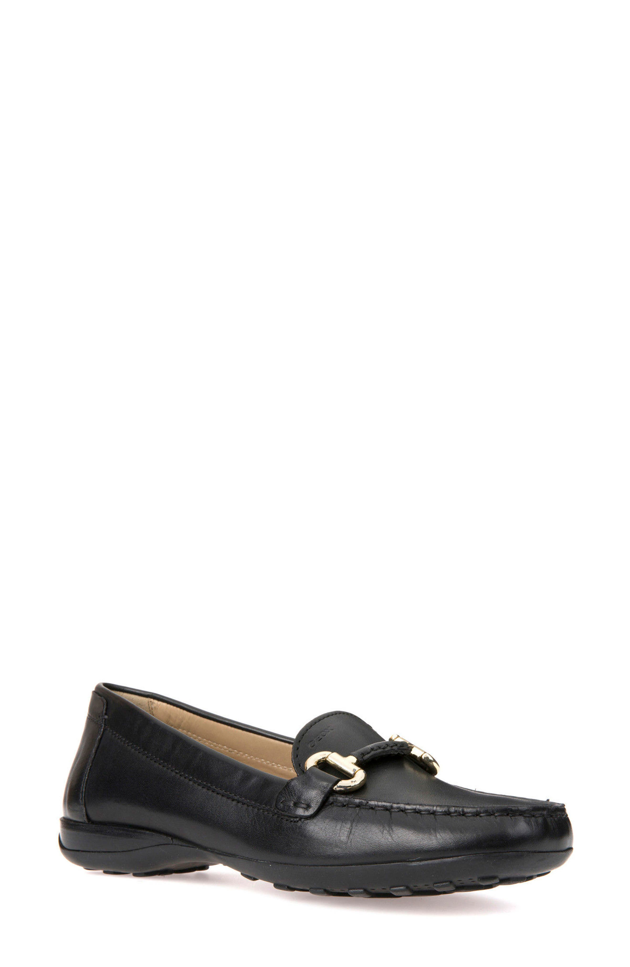 Alternate Image 1 Selected - Geox Euro 67 Loafer (Women)