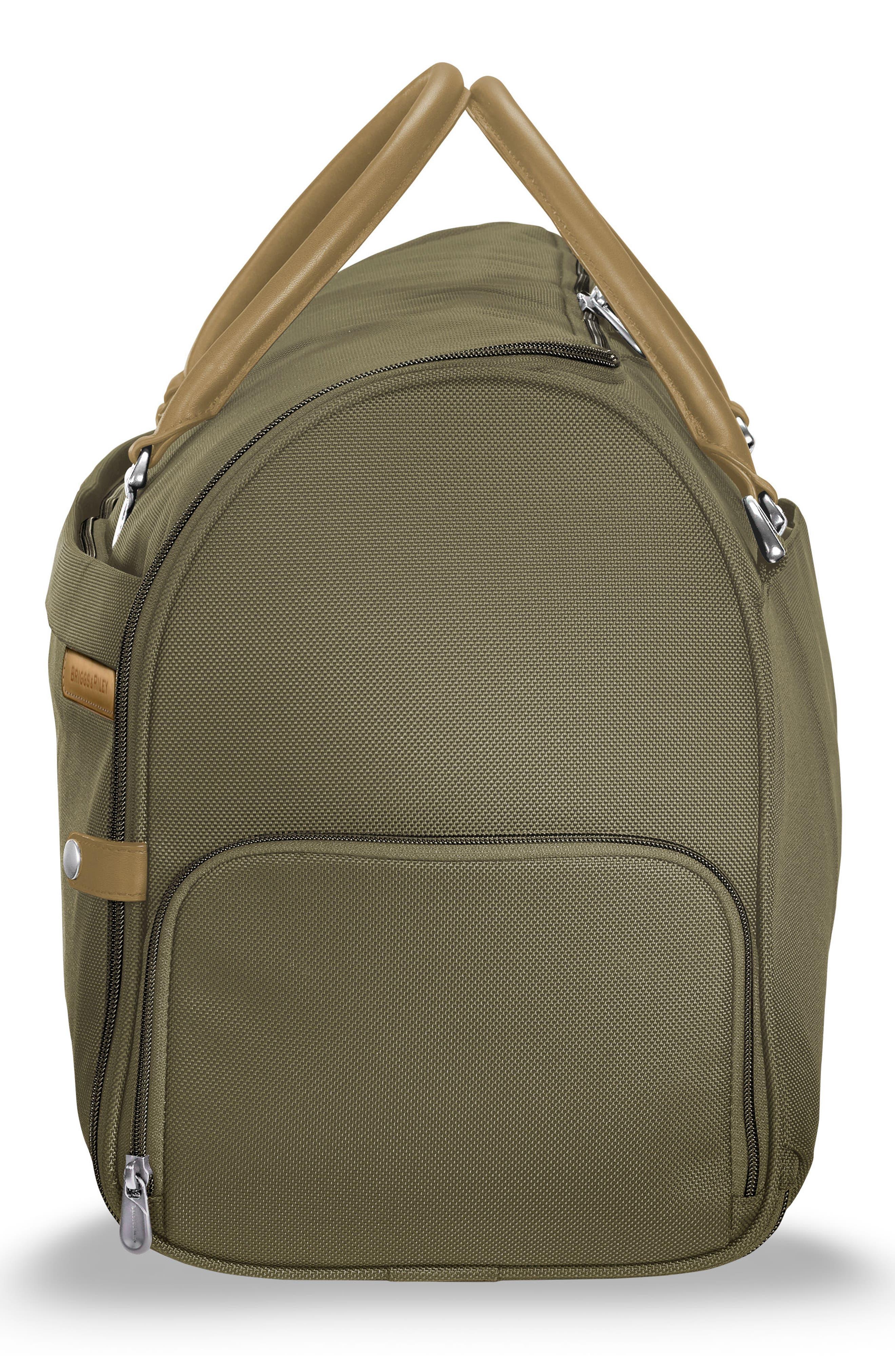 Alternate Image 5  - Briggs & Riley Baseline Suiter Duffel Bag