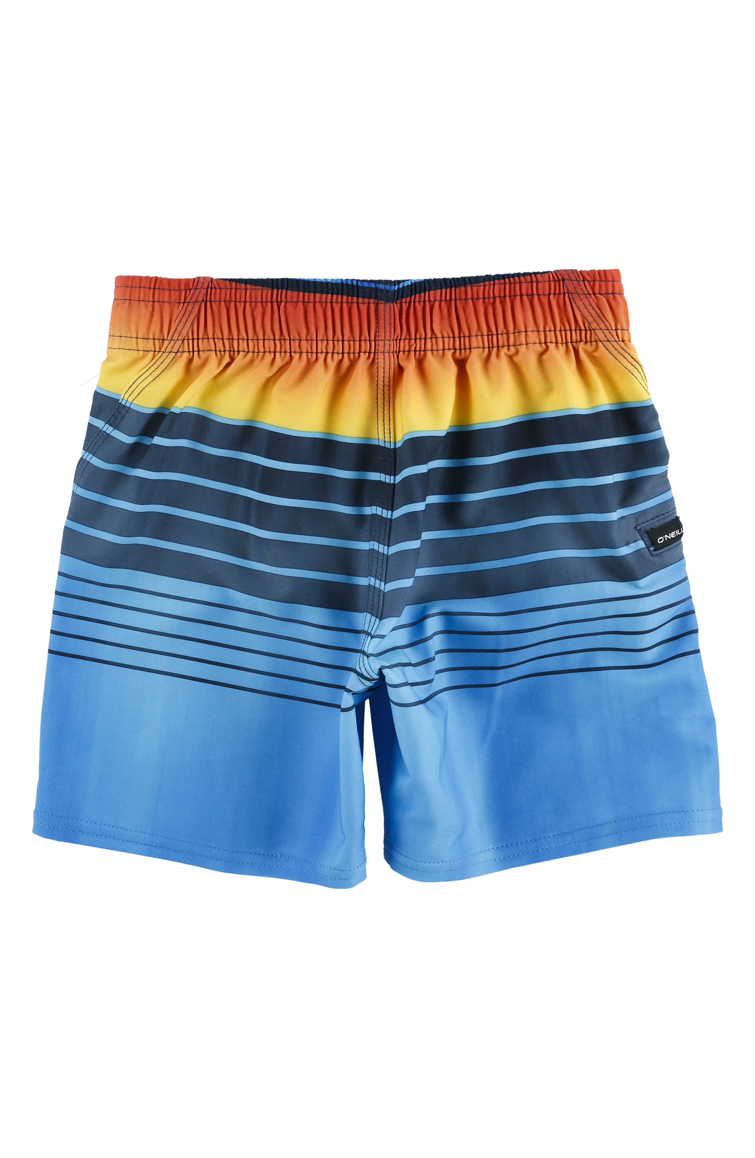 Hyperfreak Heist Board Shorts,                             Alternate thumbnail 2, color,                             Blue