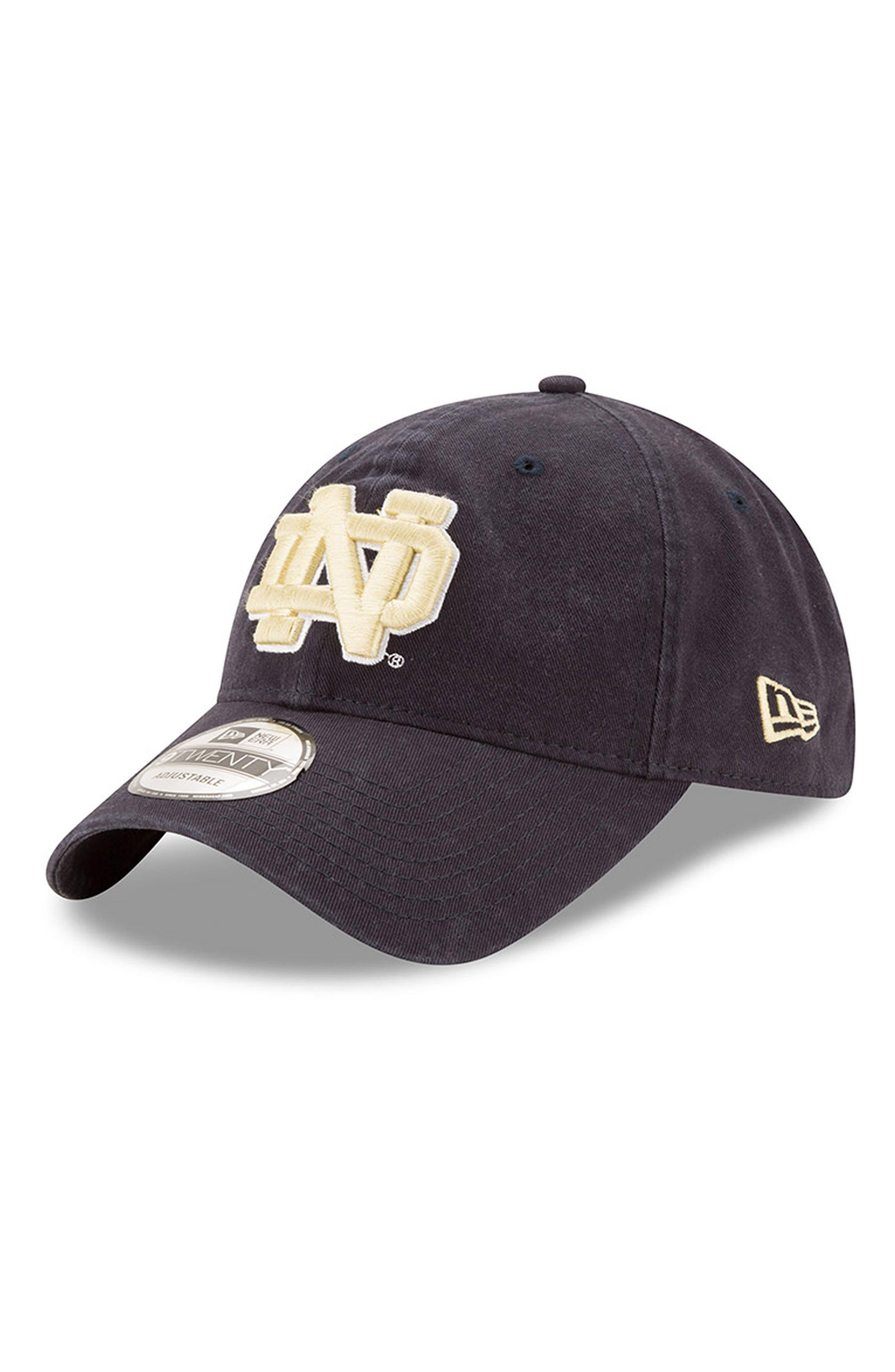 New Era Collegiate Core Classic - Notre Dame Fighting Irish Baseball Cap