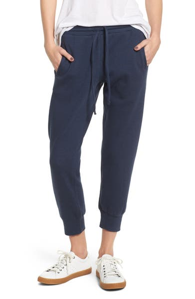 Main Image - Sub_Urban Riot Cambridge Crop Sweatpants
