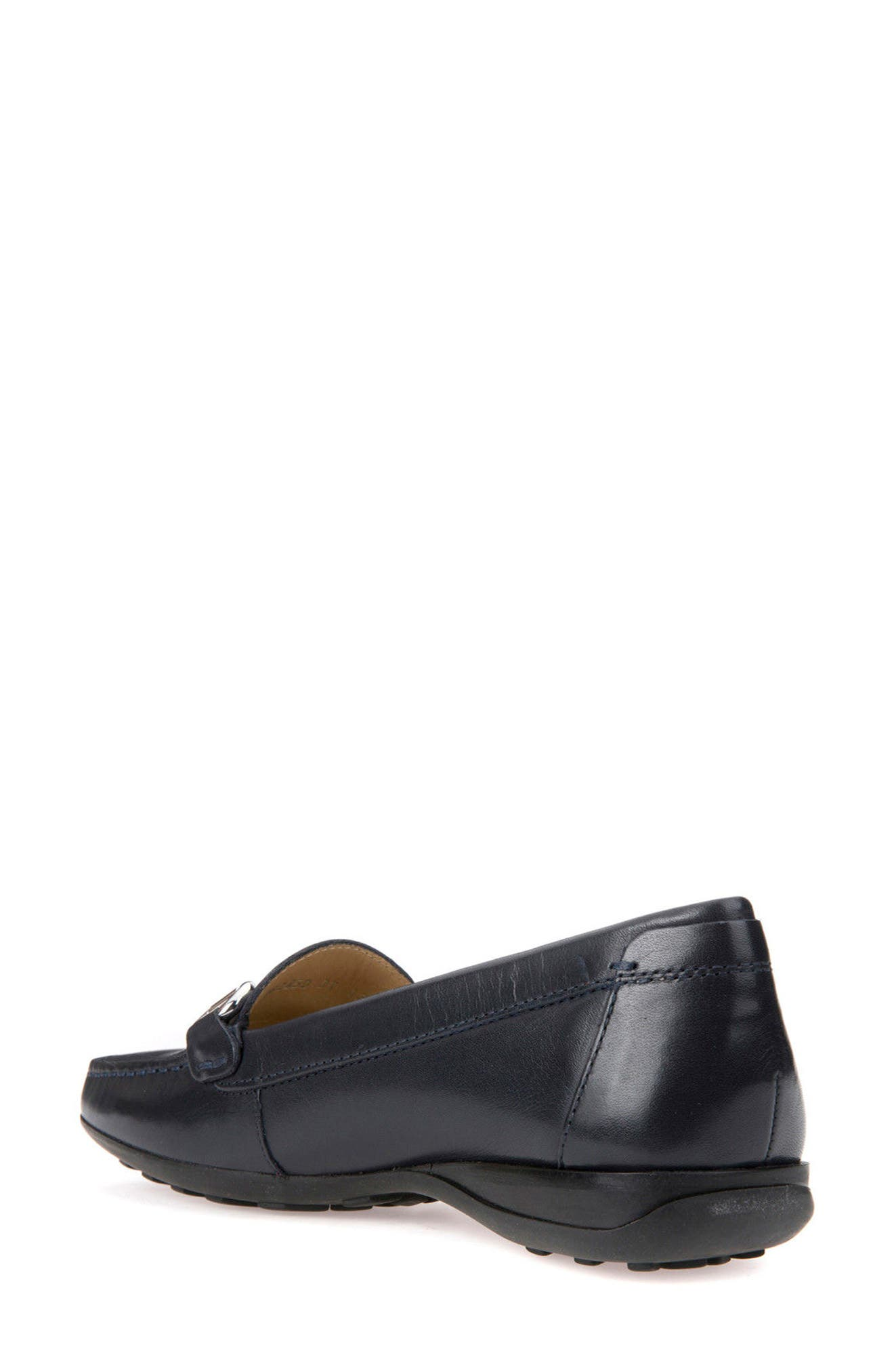 Alternate Image 2  - Geox Euro 67 Loafer (Women)