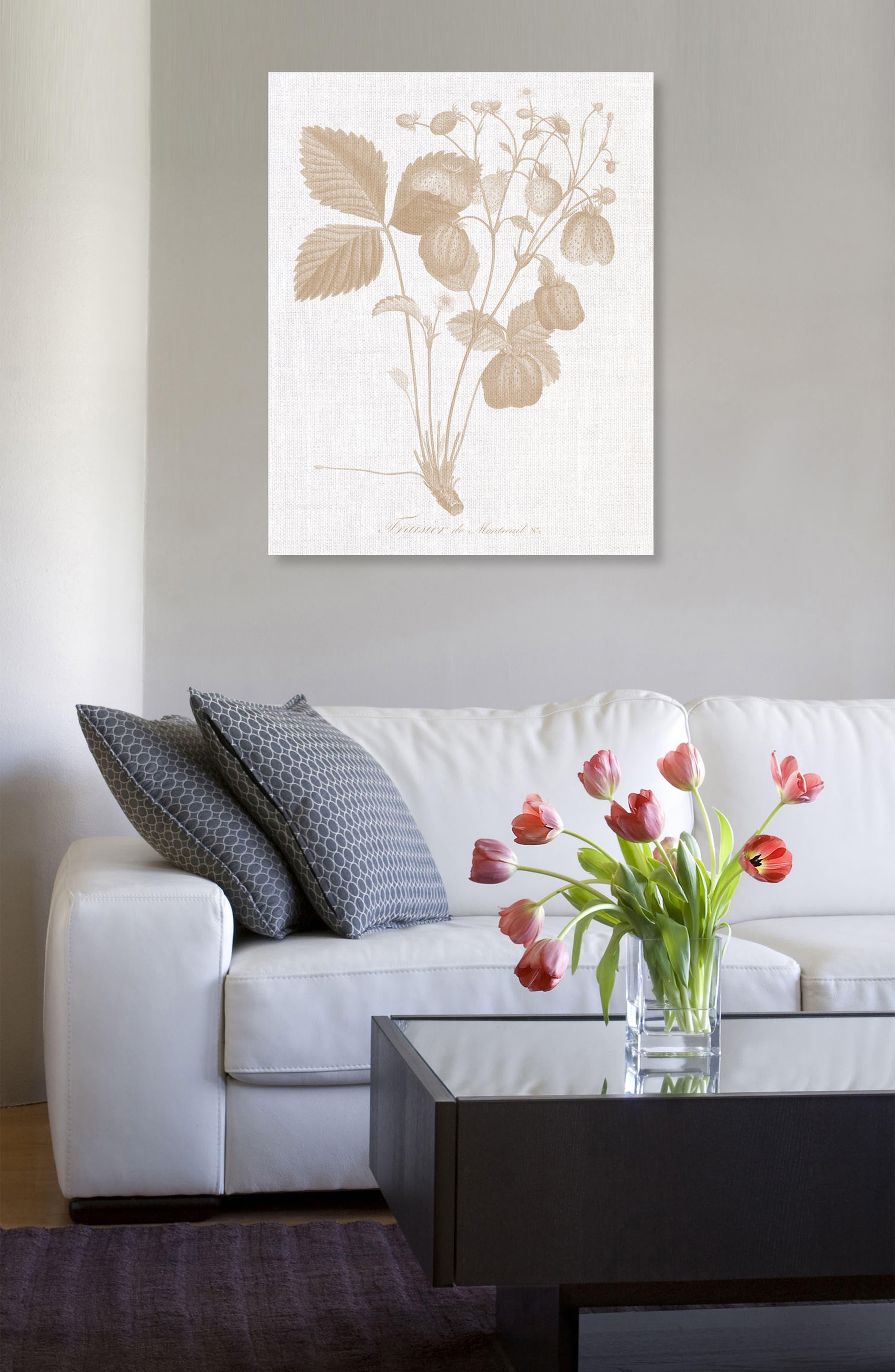 Alternate Image 2  - Oliver Gal Fraisier Canvas Wall Art