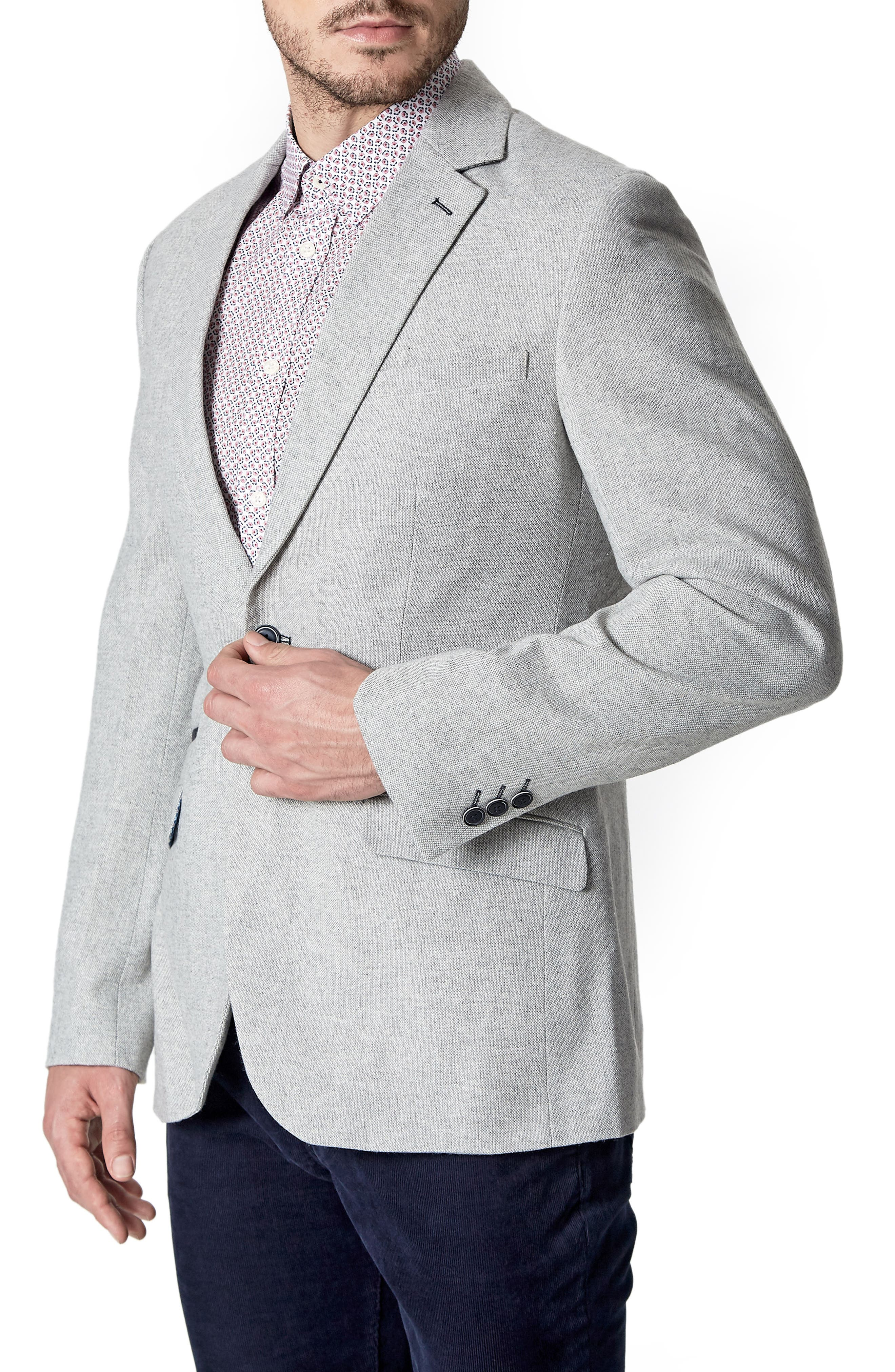 Alternate Image 3  - 7 Diamonds Leece Casual Blazer