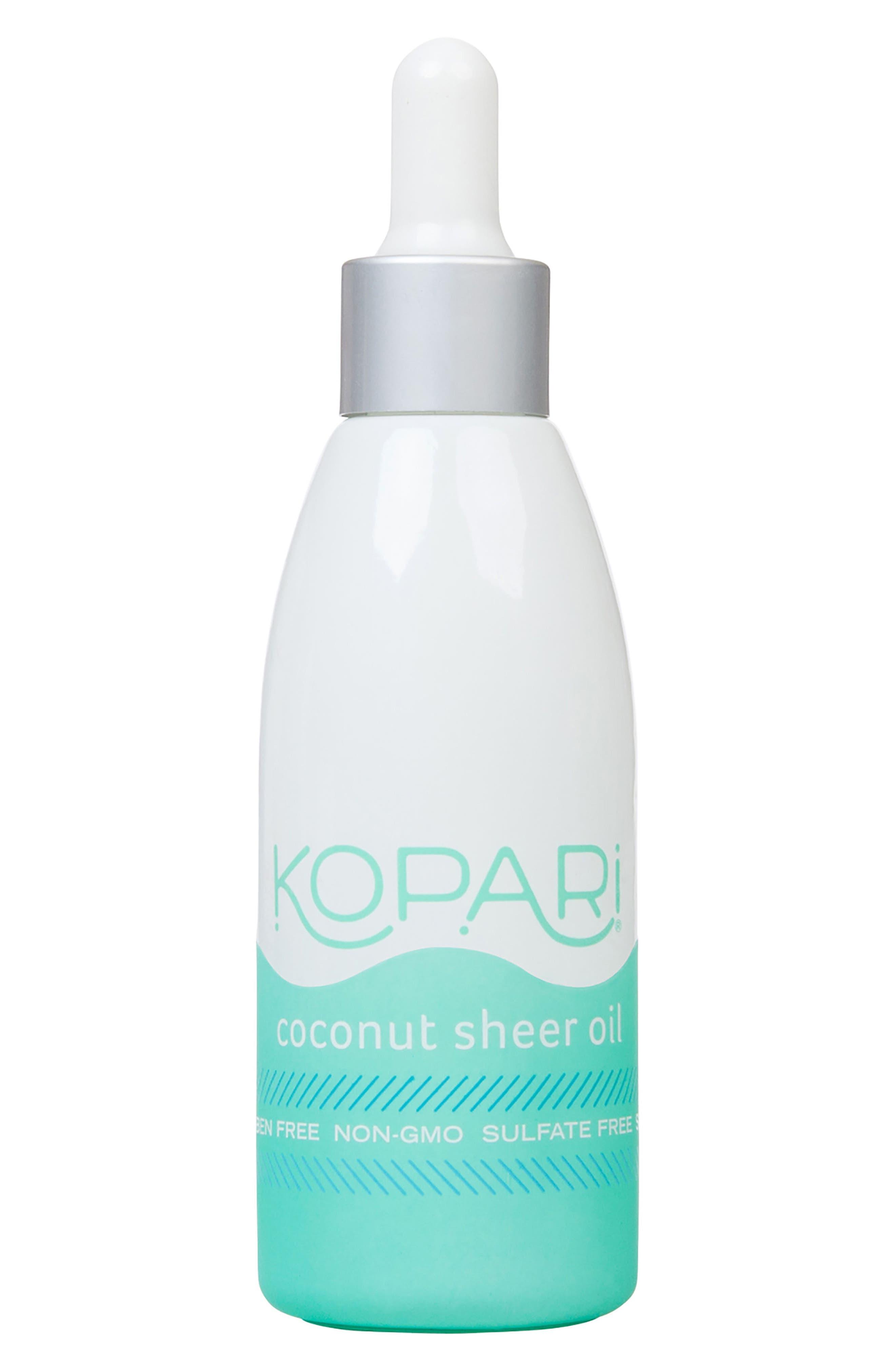 Alternate Image 1 Selected - Kopari Coconut Sheer Oil